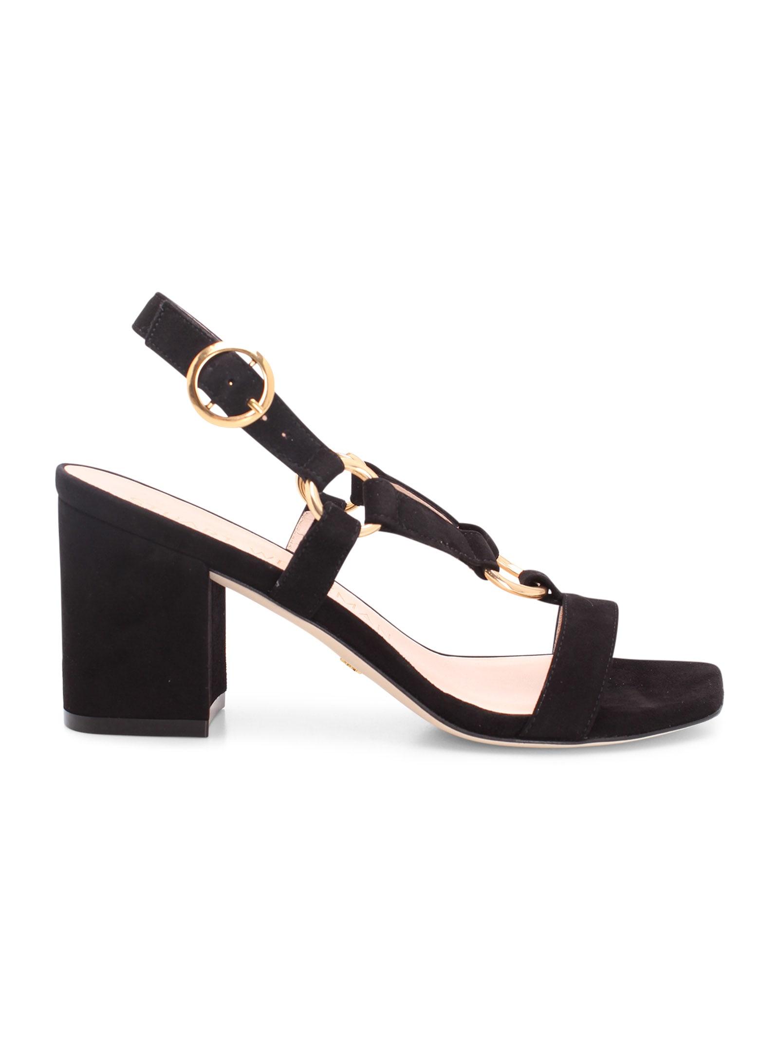Buy Stuart Weitzman lalita Leather Sandals online, shop Stuart Weitzman shoes with free shipping