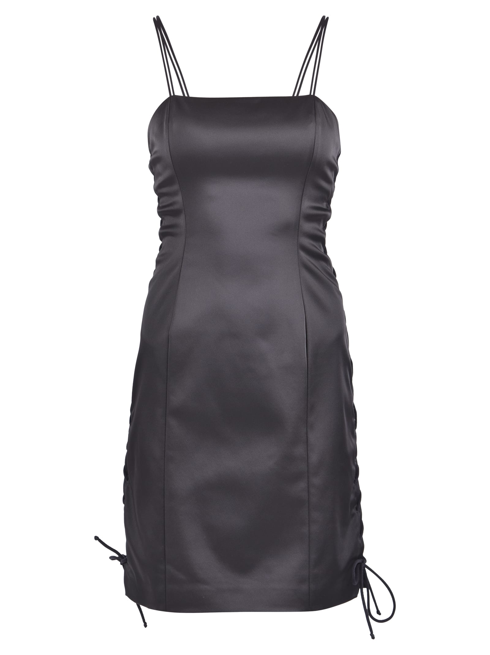 Ben Taverniti Unravel Project Mini Dress