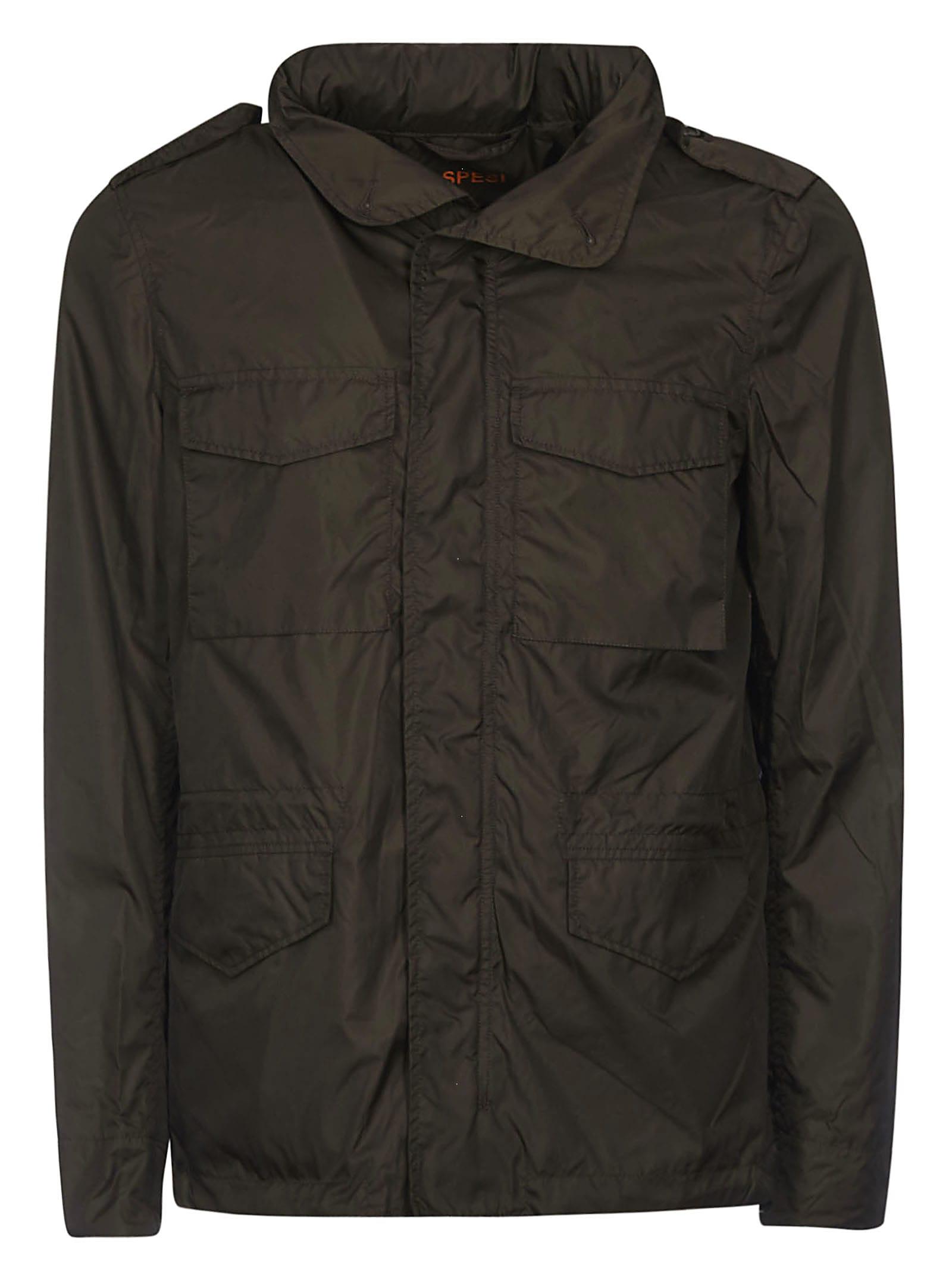 f732414a5 Aspesi Minifield Vento Jacket