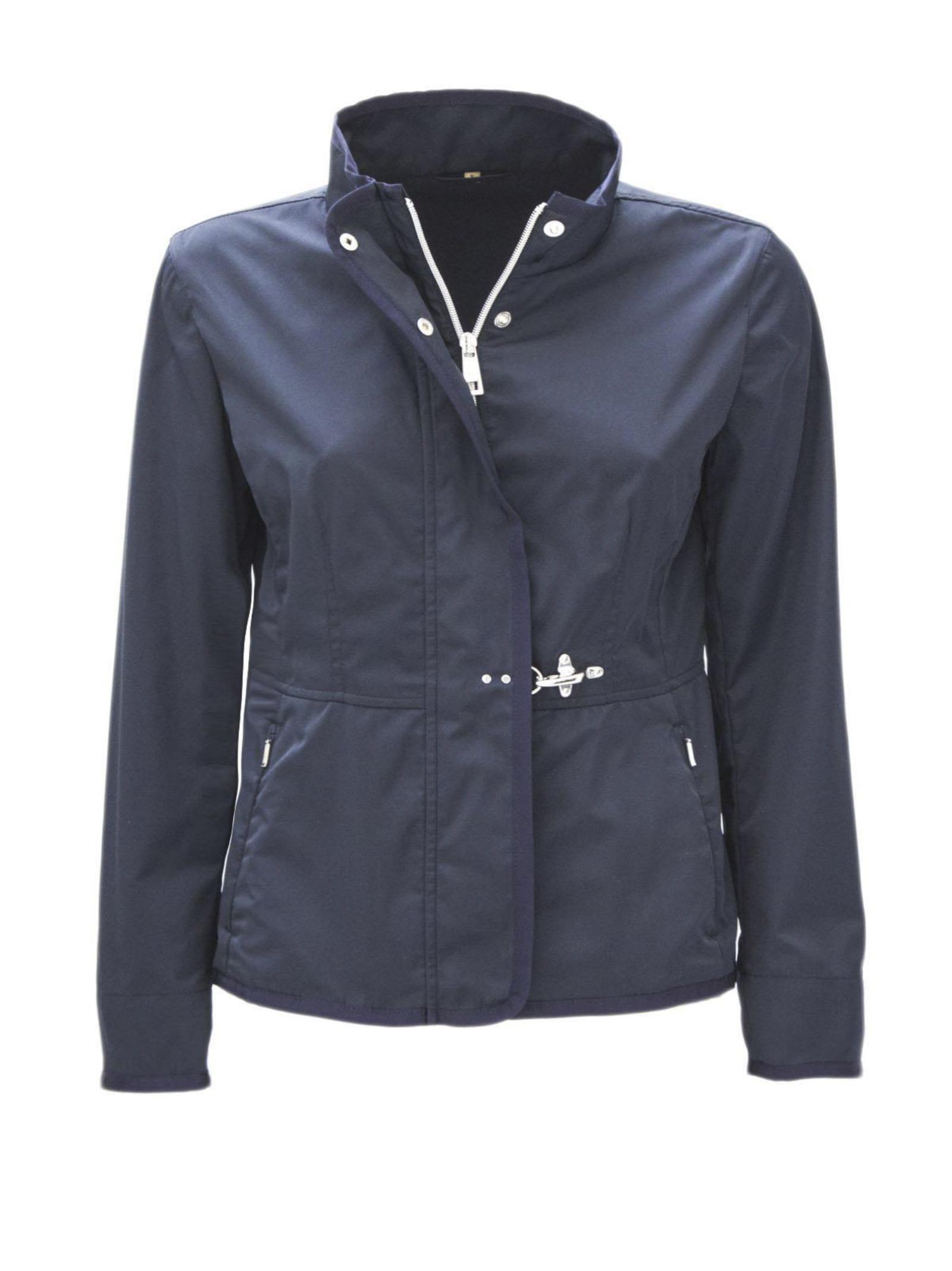 Fay Blue High Tech Fabric Jacket