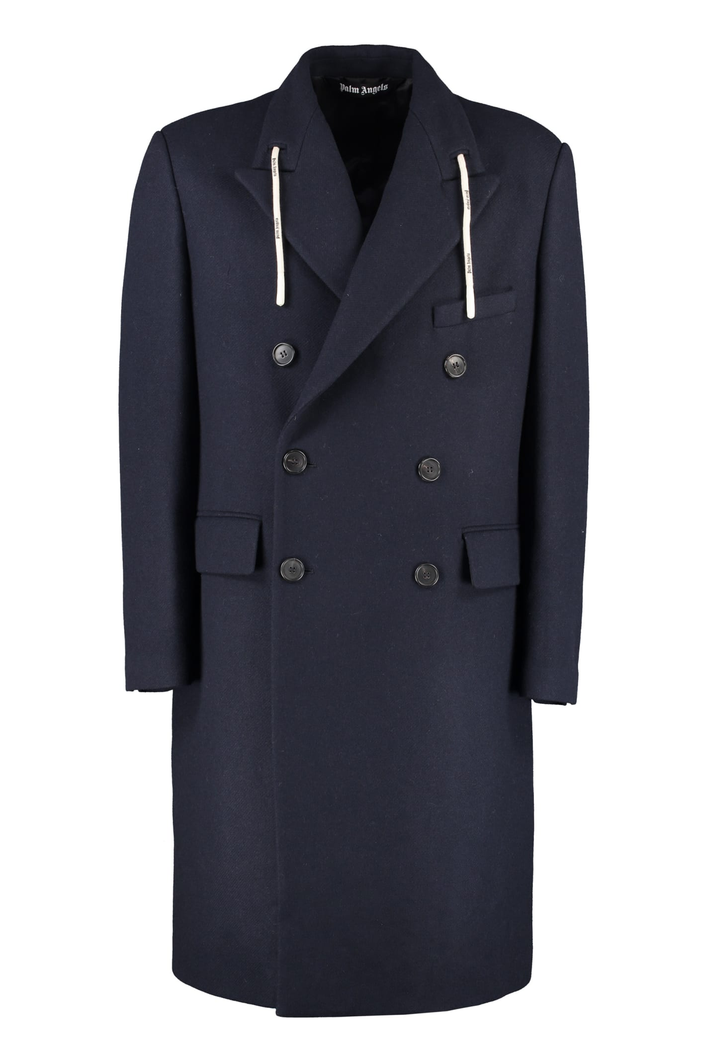 Palm Angels Double-breasted Coat