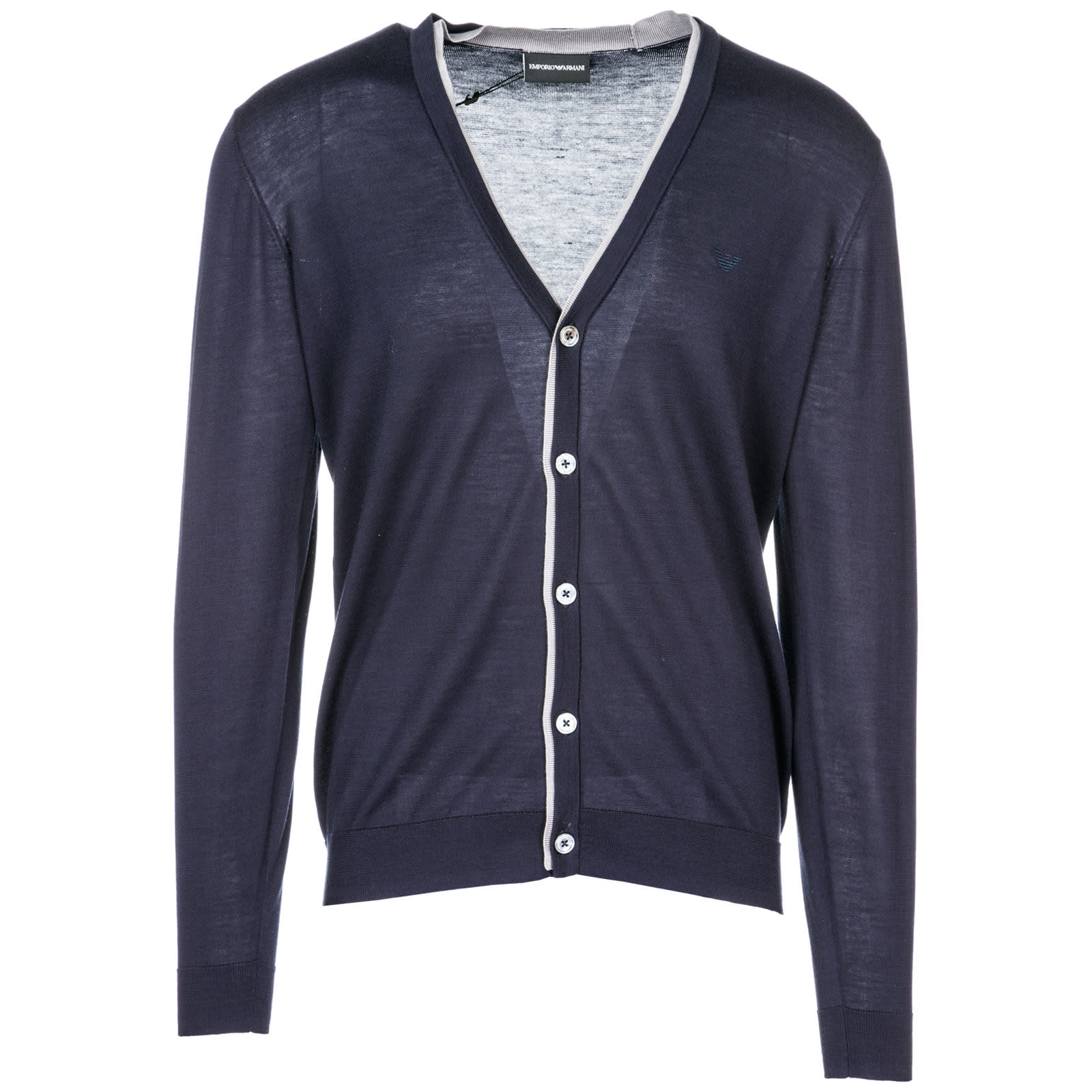 e3786beff Emporio Armani Jumper Sweater Cardigan Regular Fit