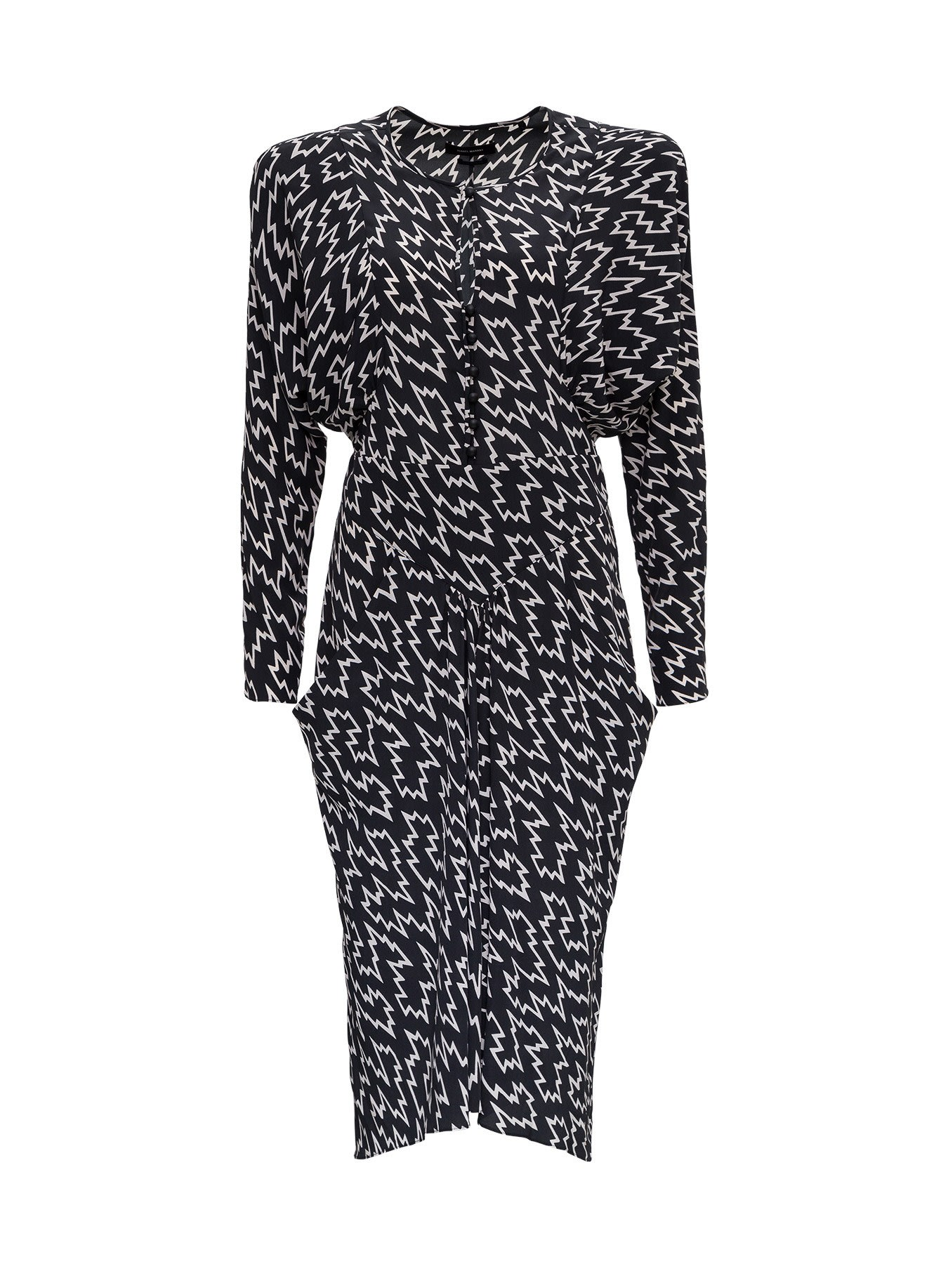 Isabel Marant Ibelky Midi Dress