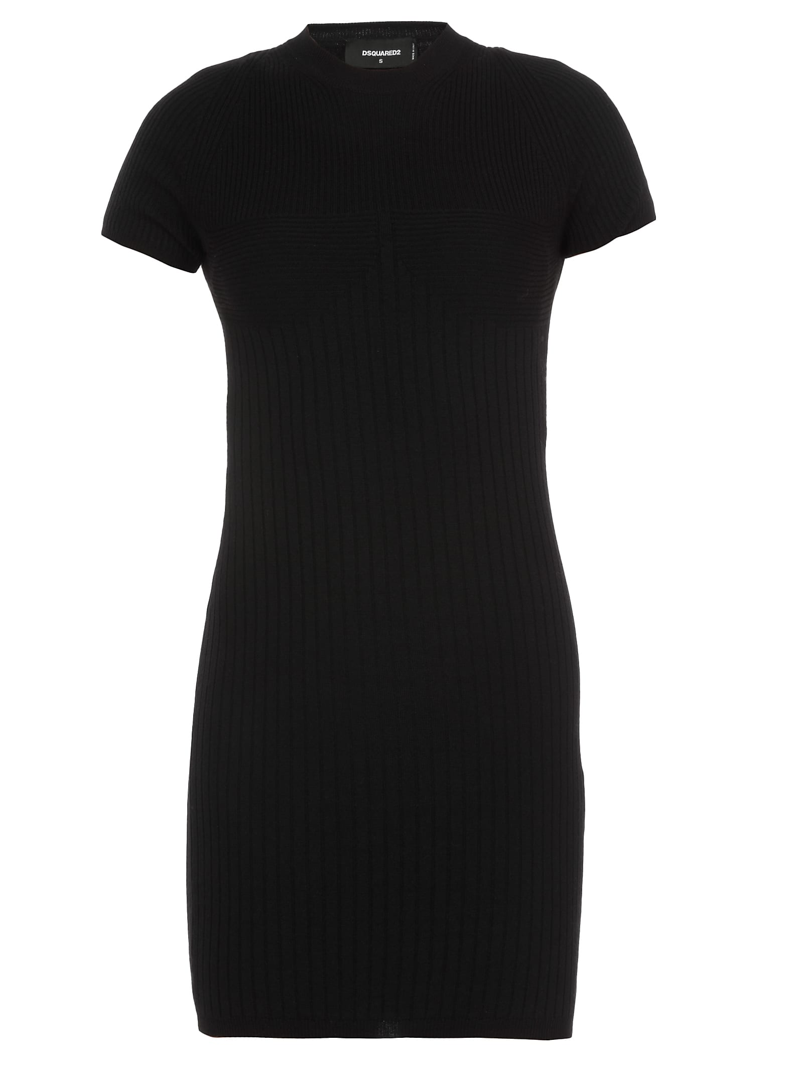 Dsquared2 Ribbed Dress