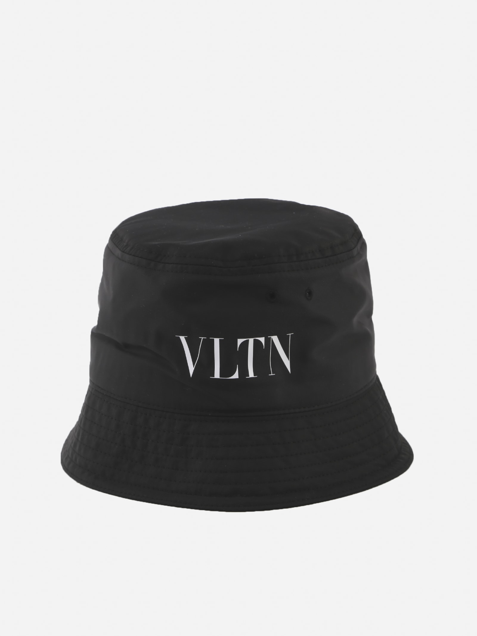 Valentino Garavani Vltn Black Bucket Hat