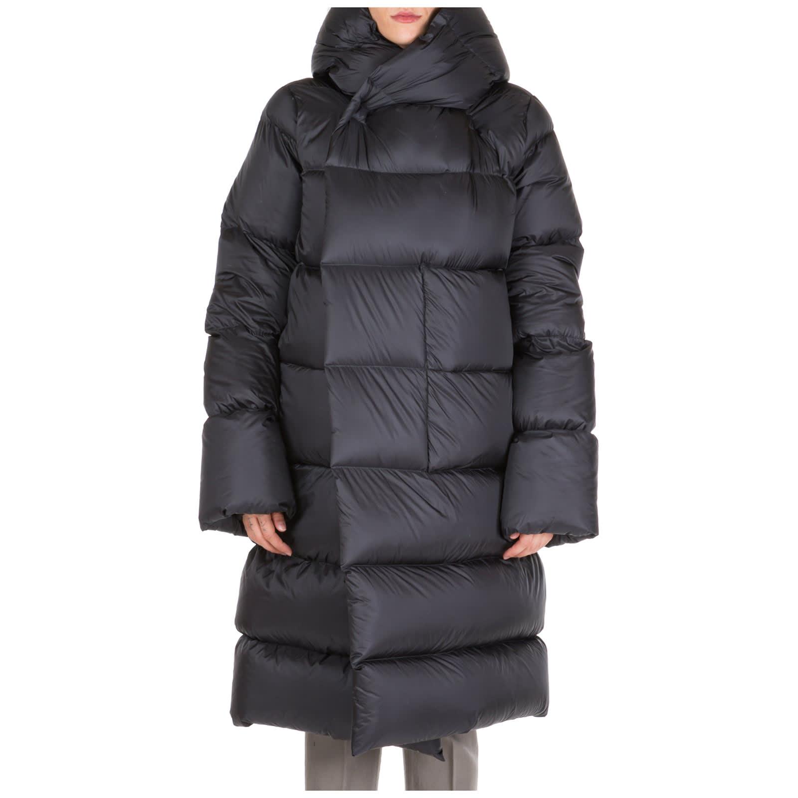 Rick Owens Outerwear Jacket Blouson Hood