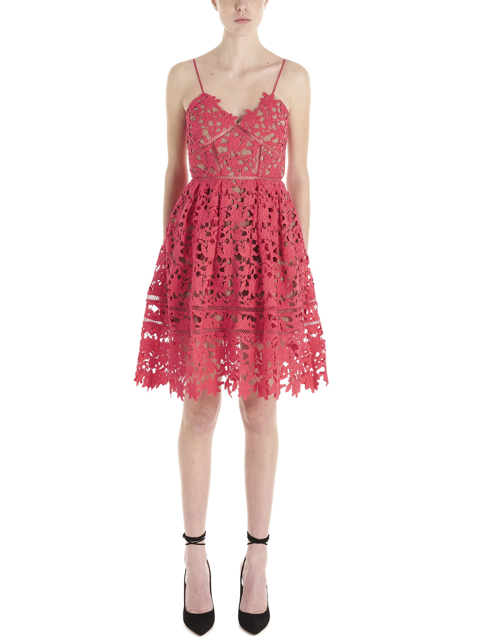Buy self-portrait Self-portrait mini Azalea Dress online, shop self-portrait with free shipping