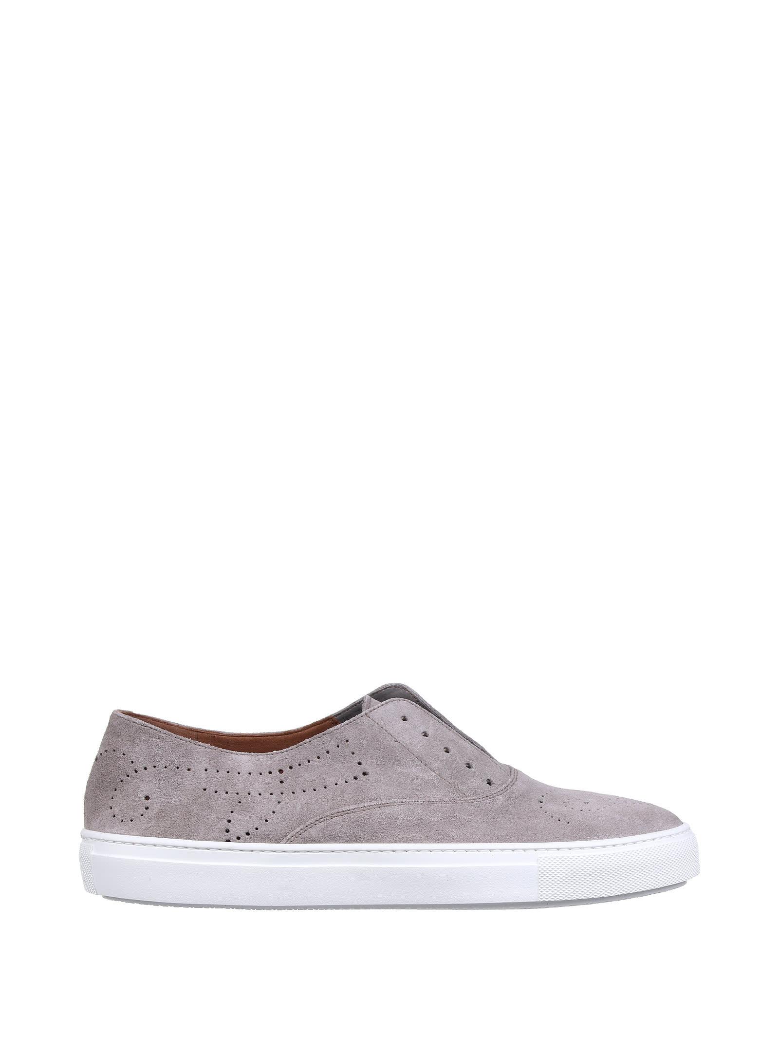 Fratelli Rossetti Grey Sneakers