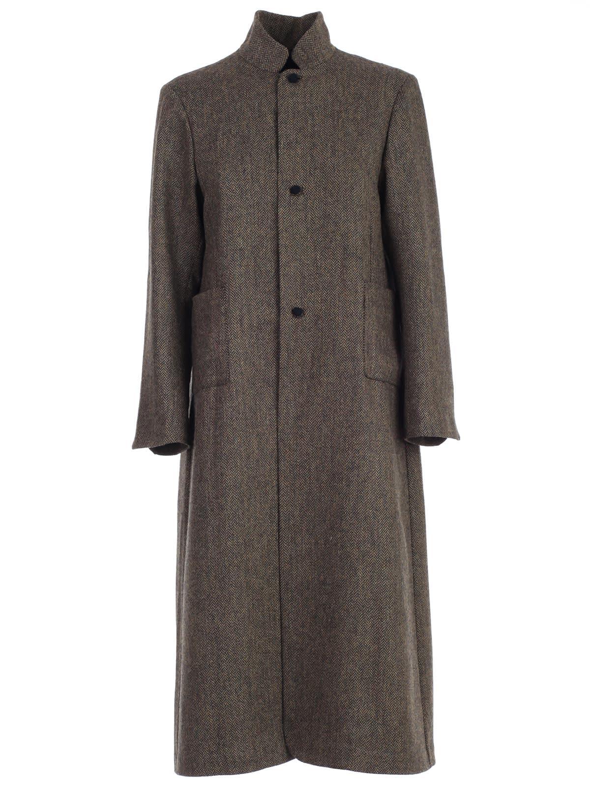Daniela Gregis Coat Double Silk