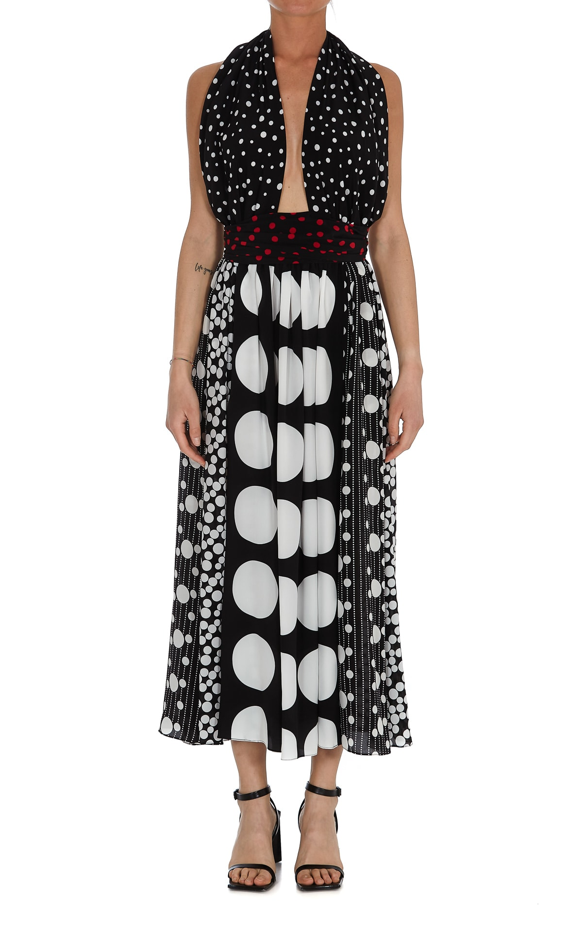 Dolce & Gabbana DRESS POLKA DOT