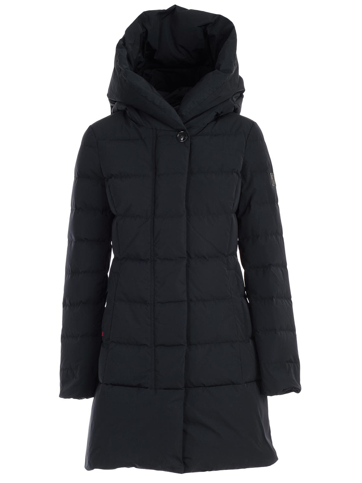 Photo of  Woolrich Puffy Prescott Padded Jacket W/hood- shop Woolrich jackets online sales
