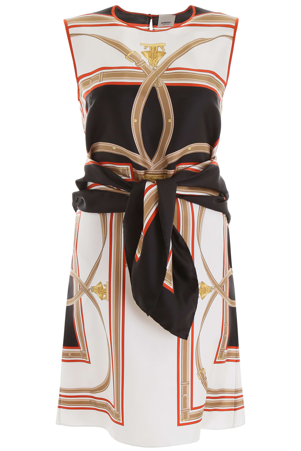 Buy Burberry Kenedy Dress online, shop Burberry with free shipping