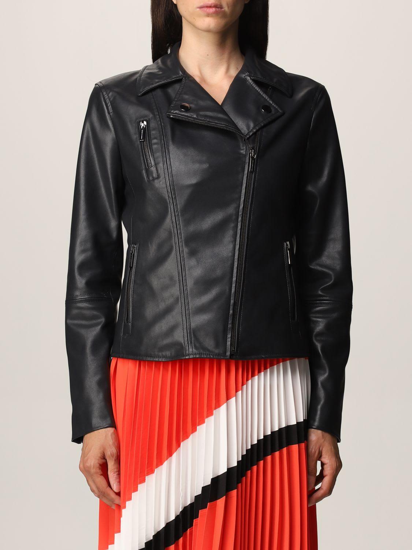 Armani Collezioni Armani Exchange Jacket Armani Exchange Synthetic Leather Jacket