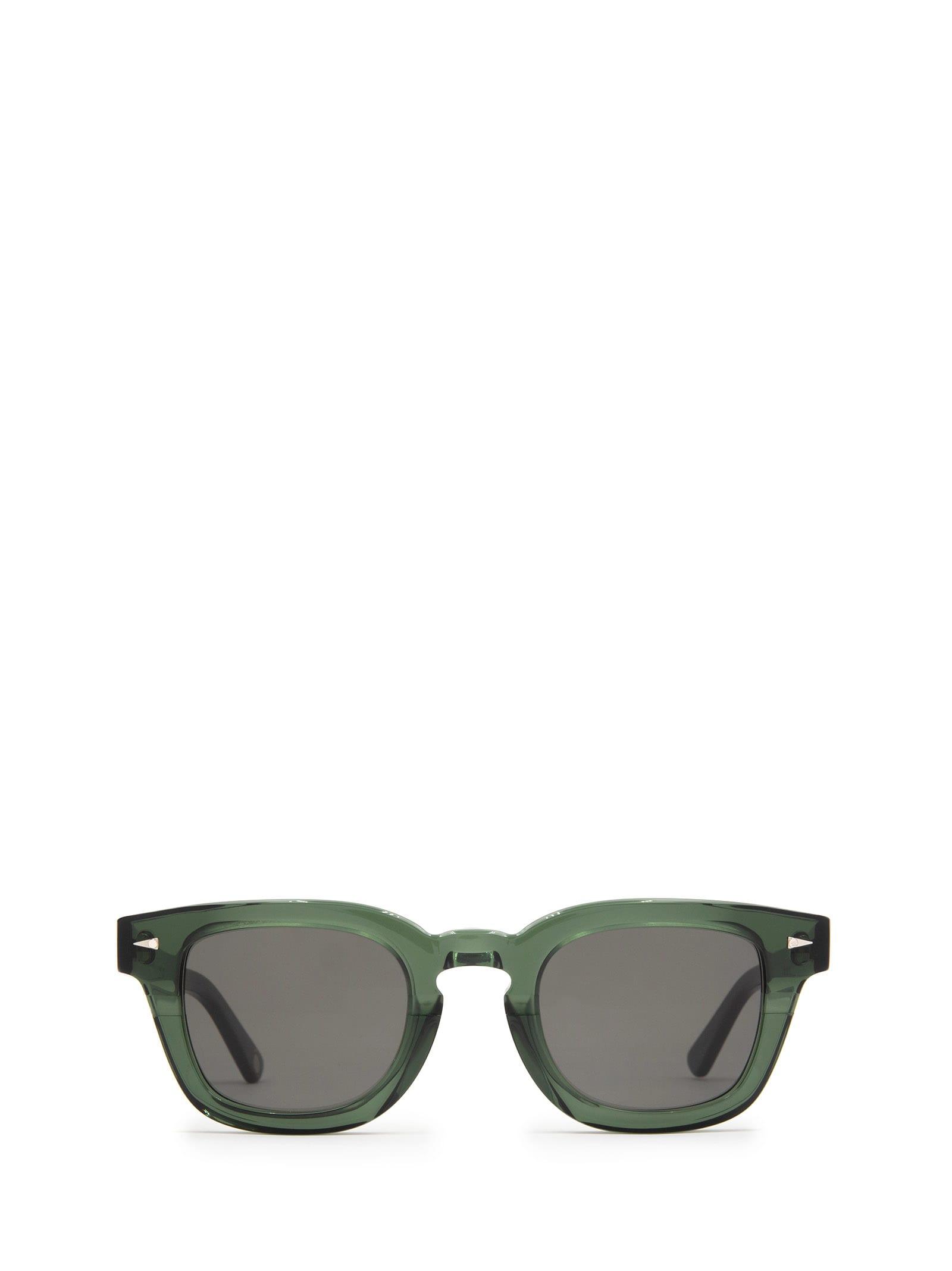 AHLEM Ahlem Champ De Mars Dark Green Sunglasses