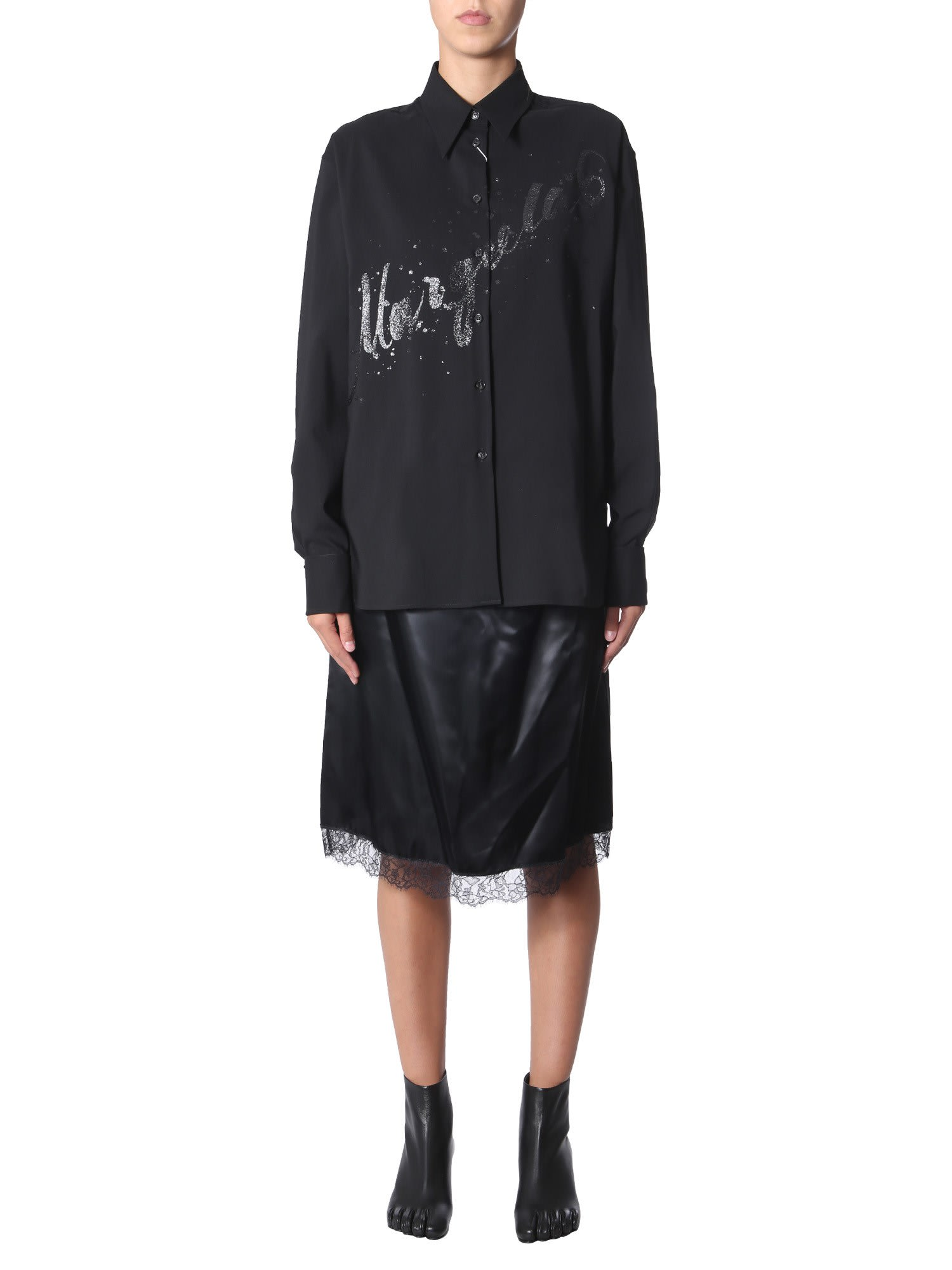 MM6 Maison Margiela Dress With Logo