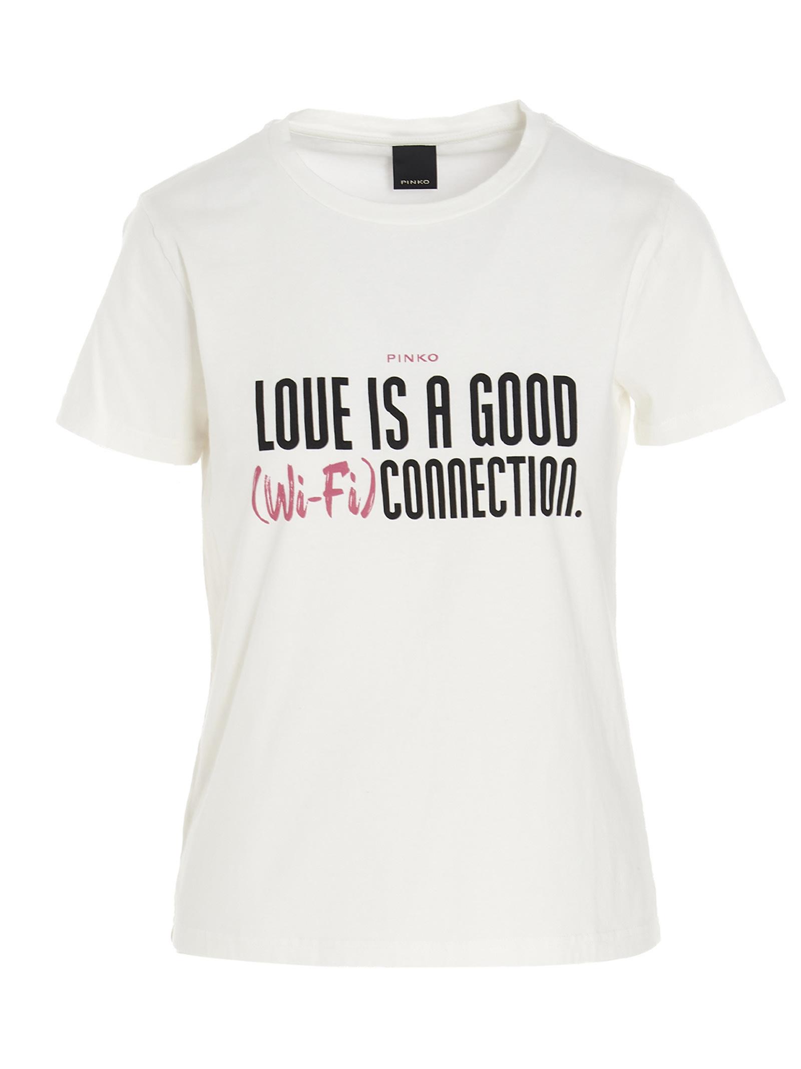 Pinko neutrale T-shirt