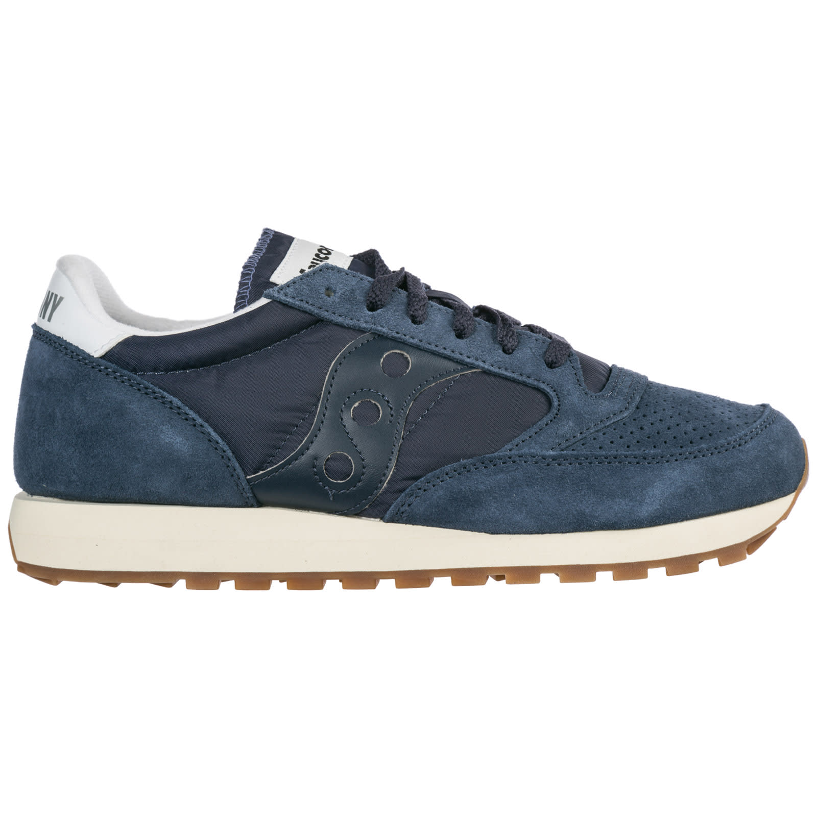 Saucony Shoes Suede Trainers Sneakers Jazz O Vintage