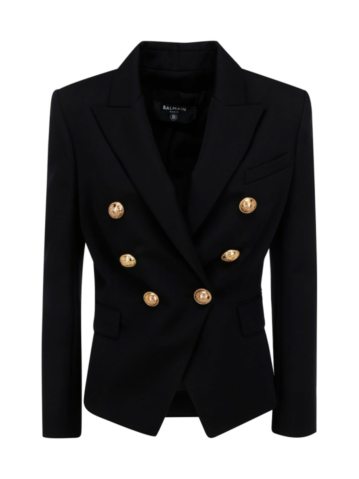 Balmain 6 Btn Grain De Poudre Jacket