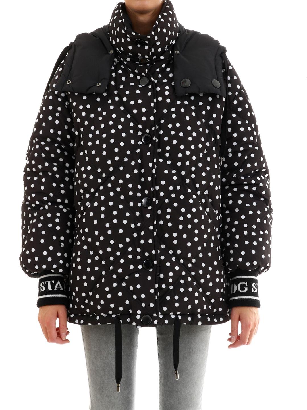 Dolce & Gabbana Reversible Overcoat