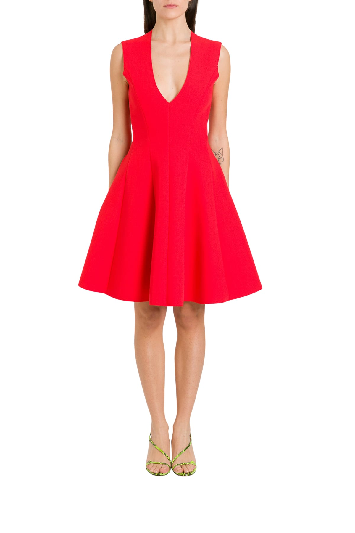 Buy MSGM Bell Dress online, shop MSGM with free shipping