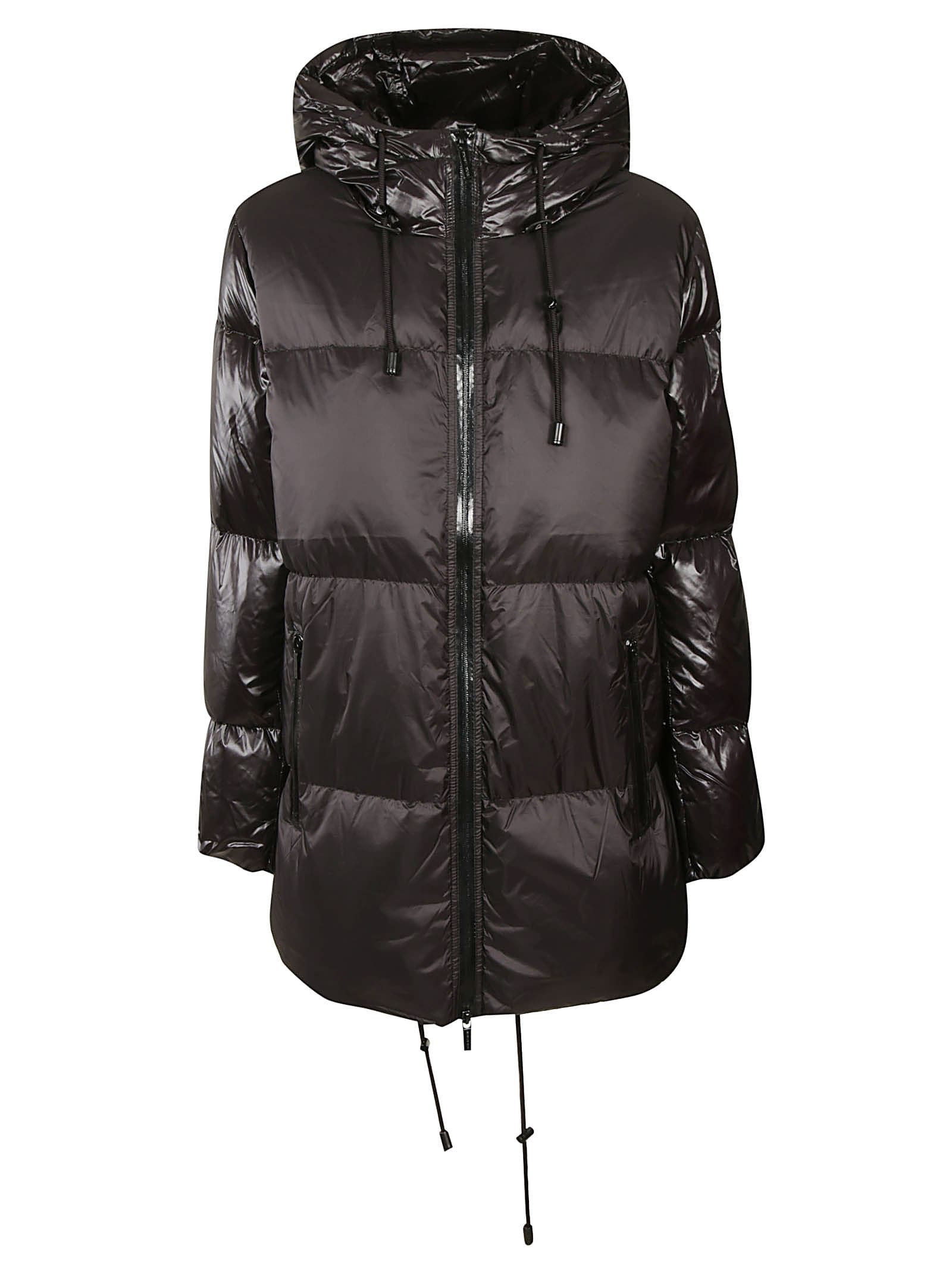 Michael Kors Zipped Padded Jacket