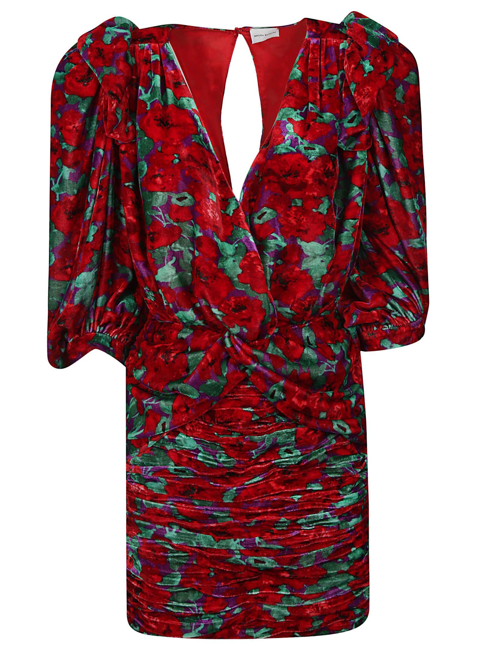 Buy Magda Butrym Mundo Dress online, shop Magda Butrym with free shipping