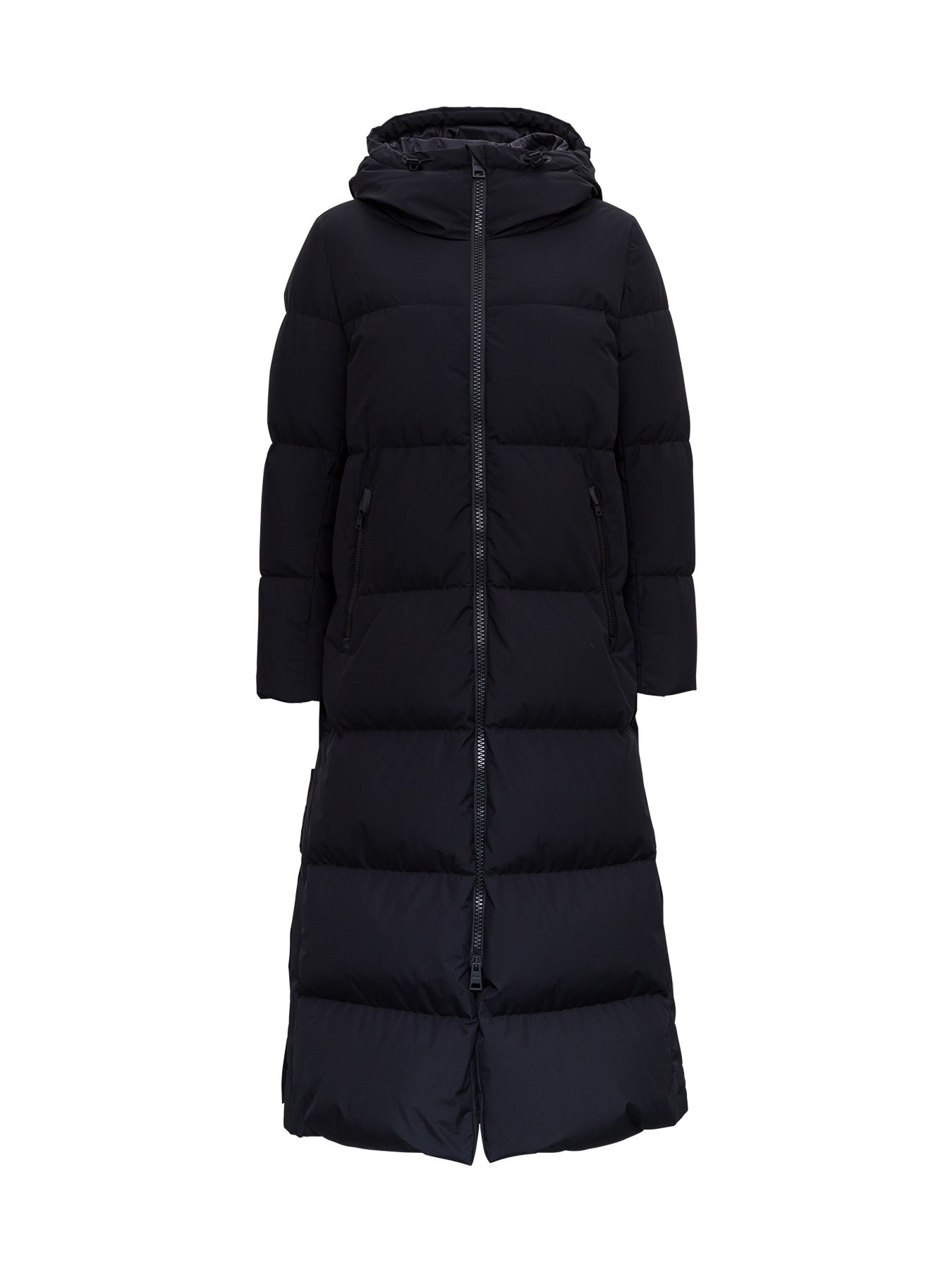 Herno LONG LAMINAR DOWN JACKET