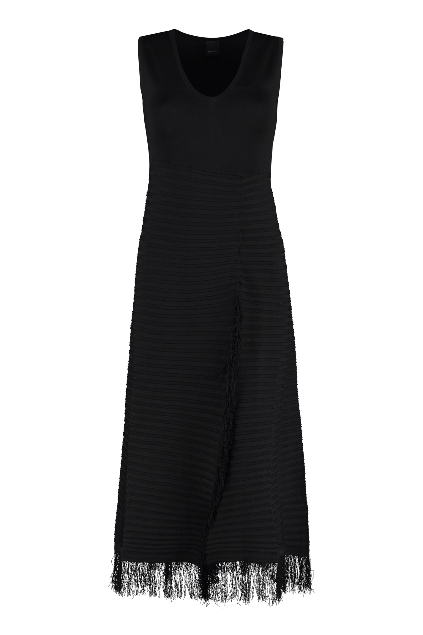 Pinko Sprint Knitted Dress