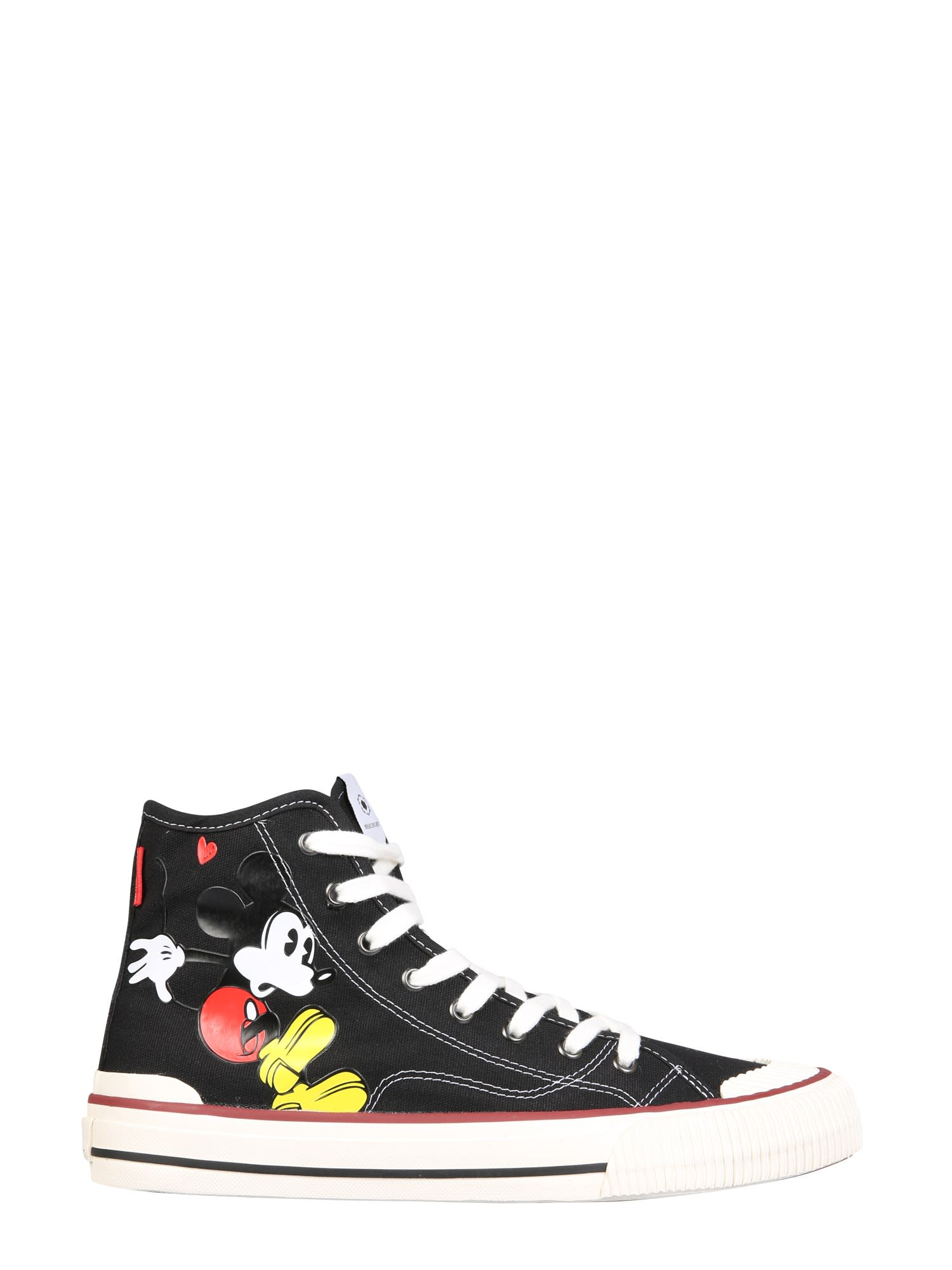 M.O.A. master of arts High-top master Collector Sneakers