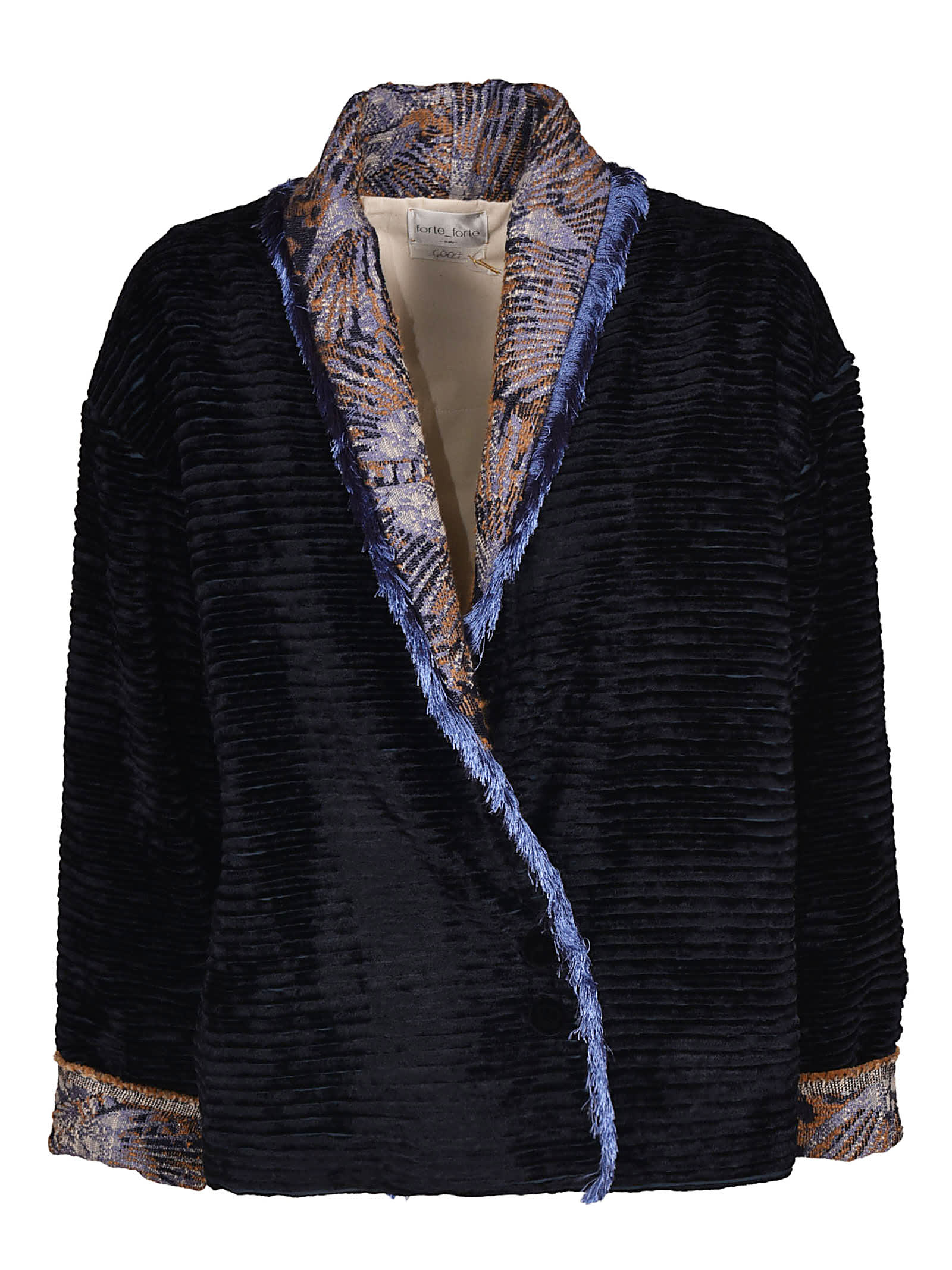 Forte Forte Fringed Trim Jacket