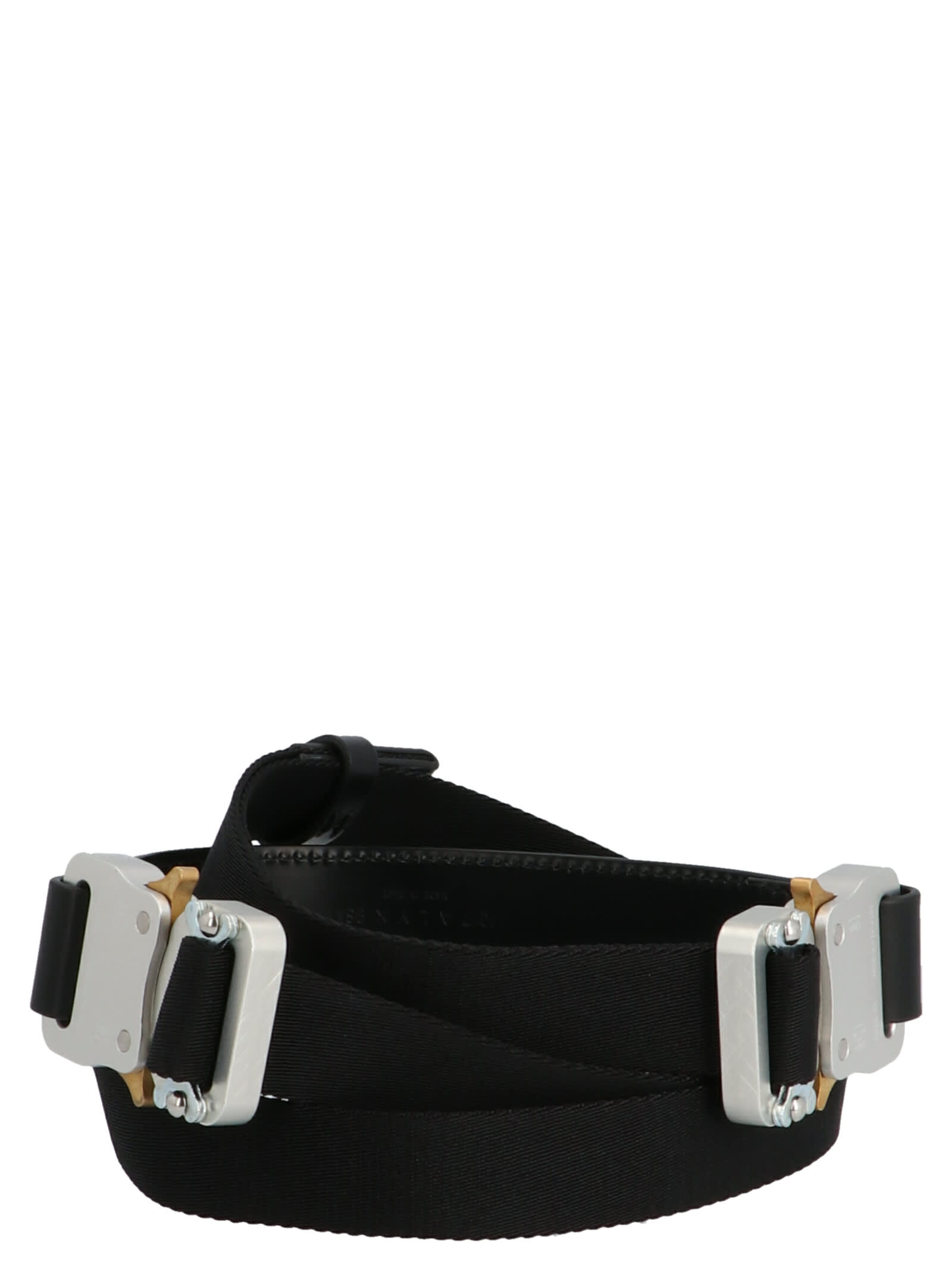 Alyx 1017 ALYX 9SM DOUBLE BUCKLE MEDIUM ROLLERCOASTER BELT BELT