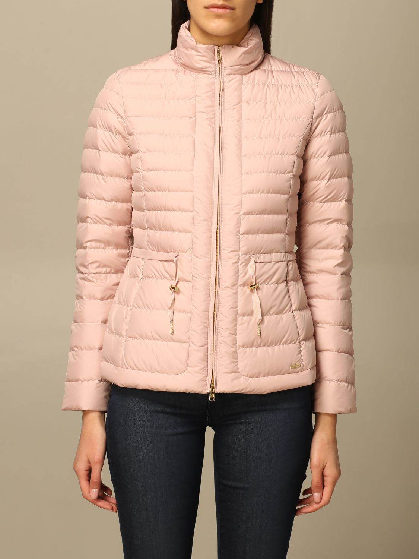 Woolrich Jacket Woolrich Down Jacket In Light Technical Fabric