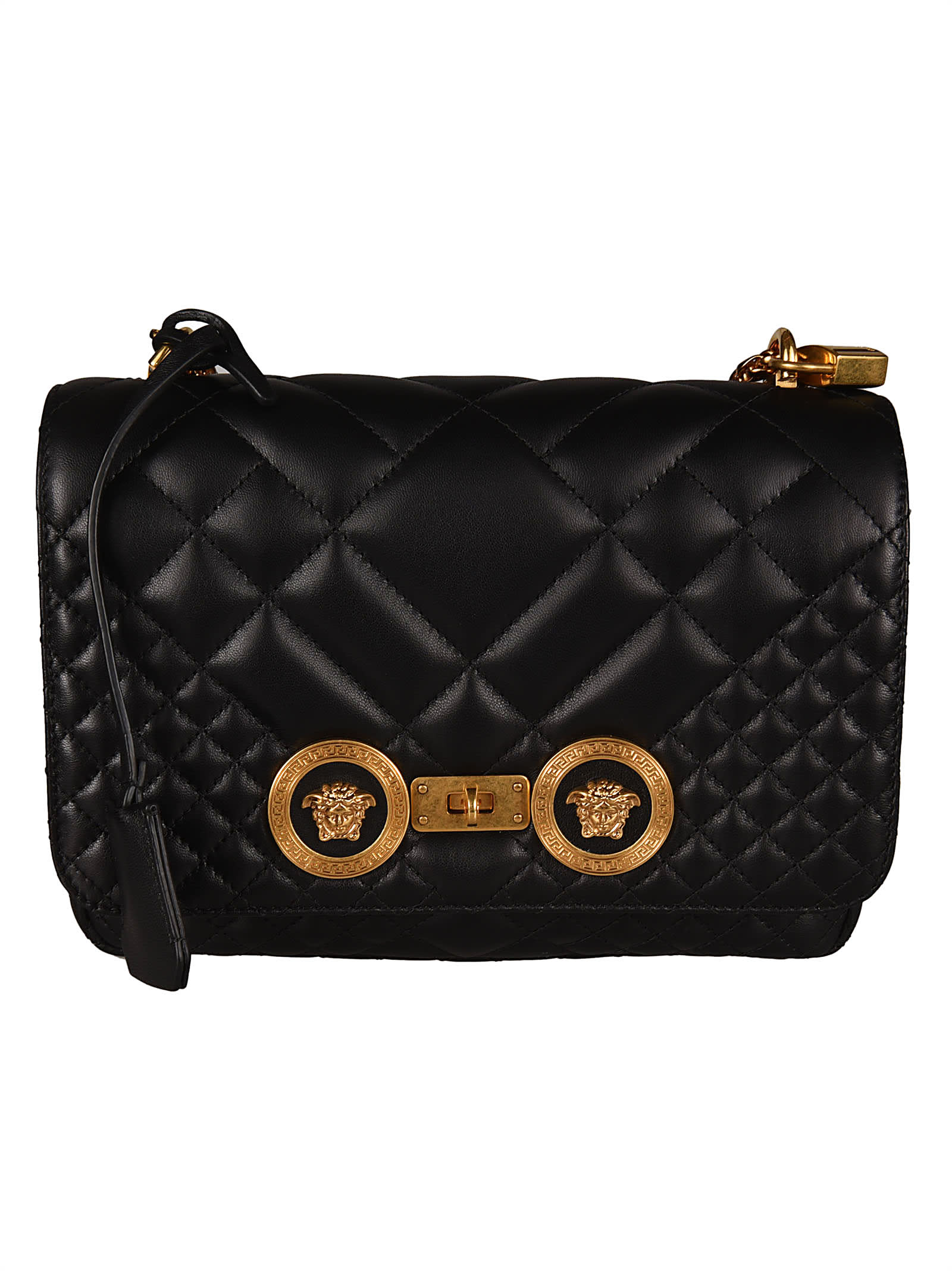 2020 great prices hot product Versace Quilted Shoulder Bag