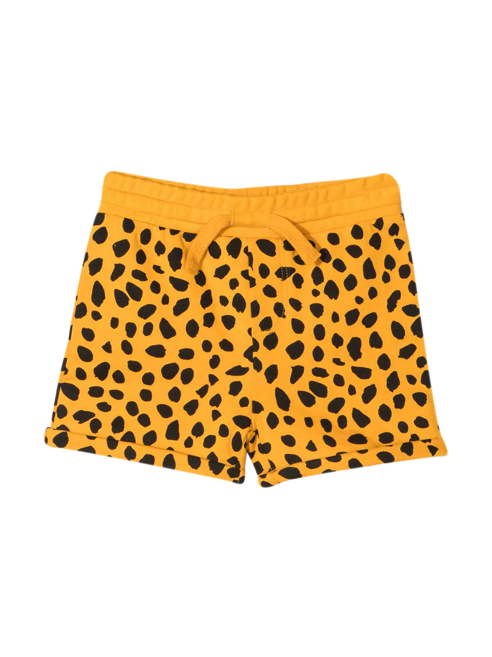 Stella Mccartney Shorts YELLOW SHORTS