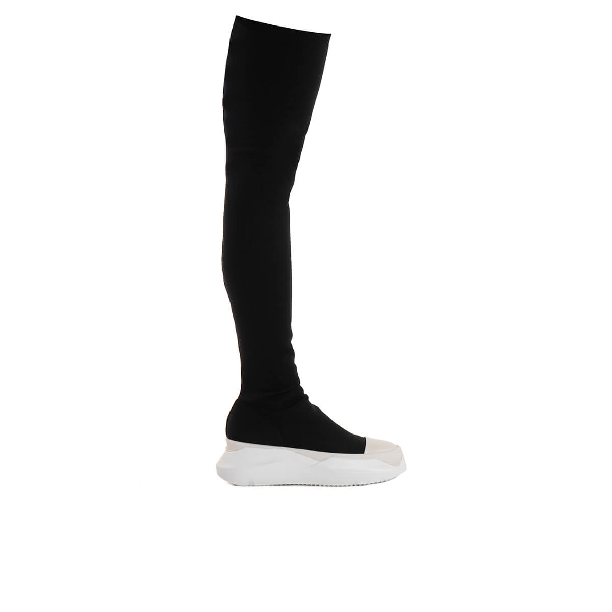 Abstract Stockings Boots