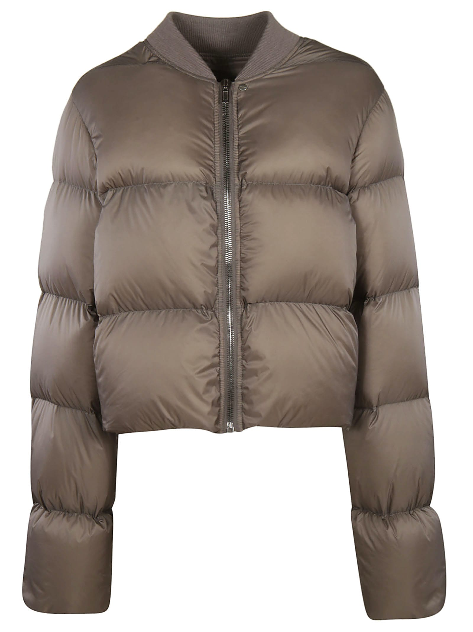 Rick Owens Cropped Padded Jacket