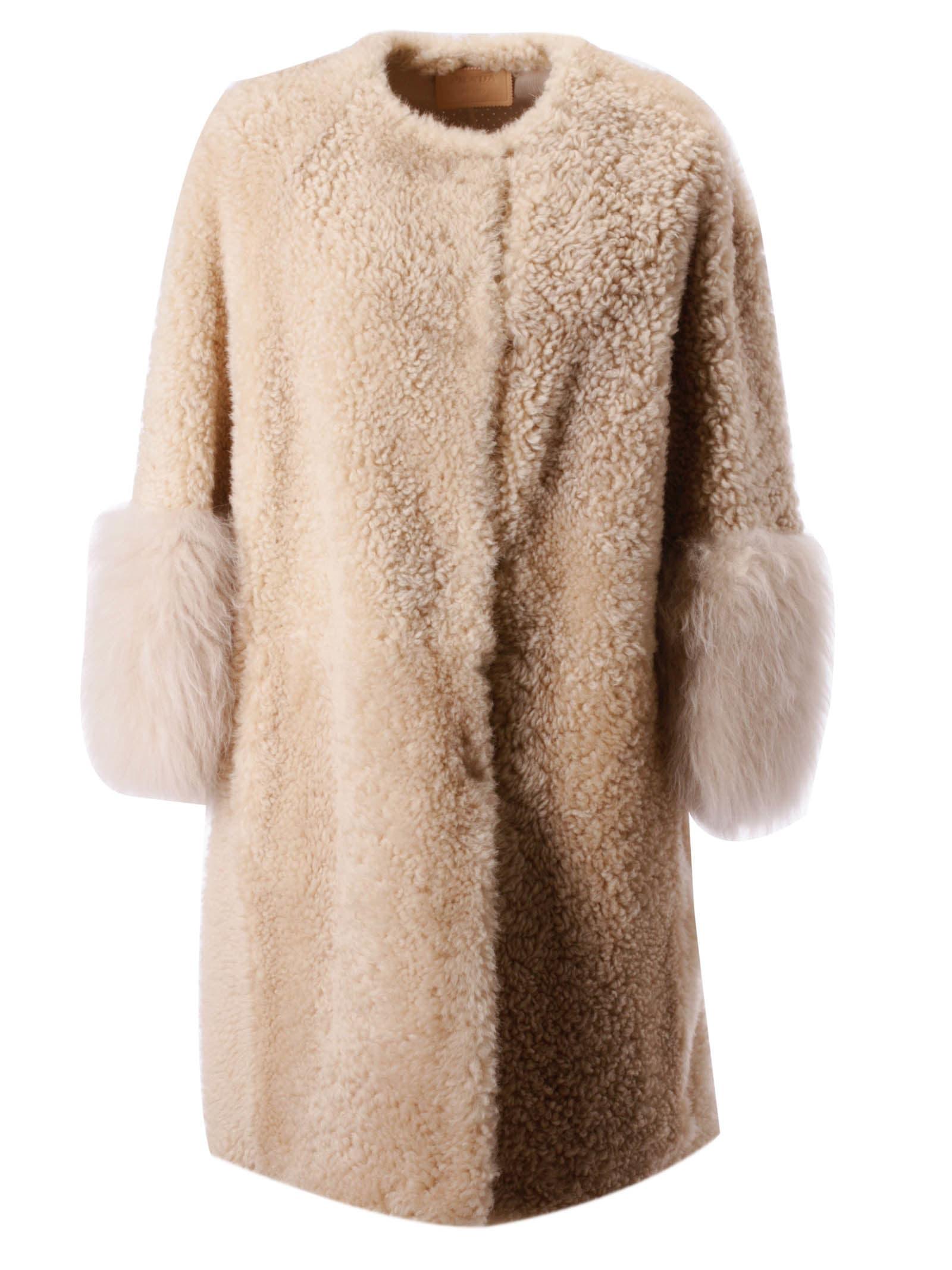 Prada Fur Coat