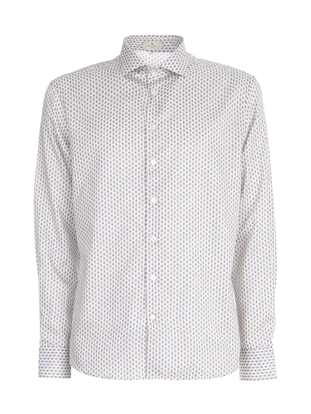 Etro Cottons MINI SPREAD SHIRT