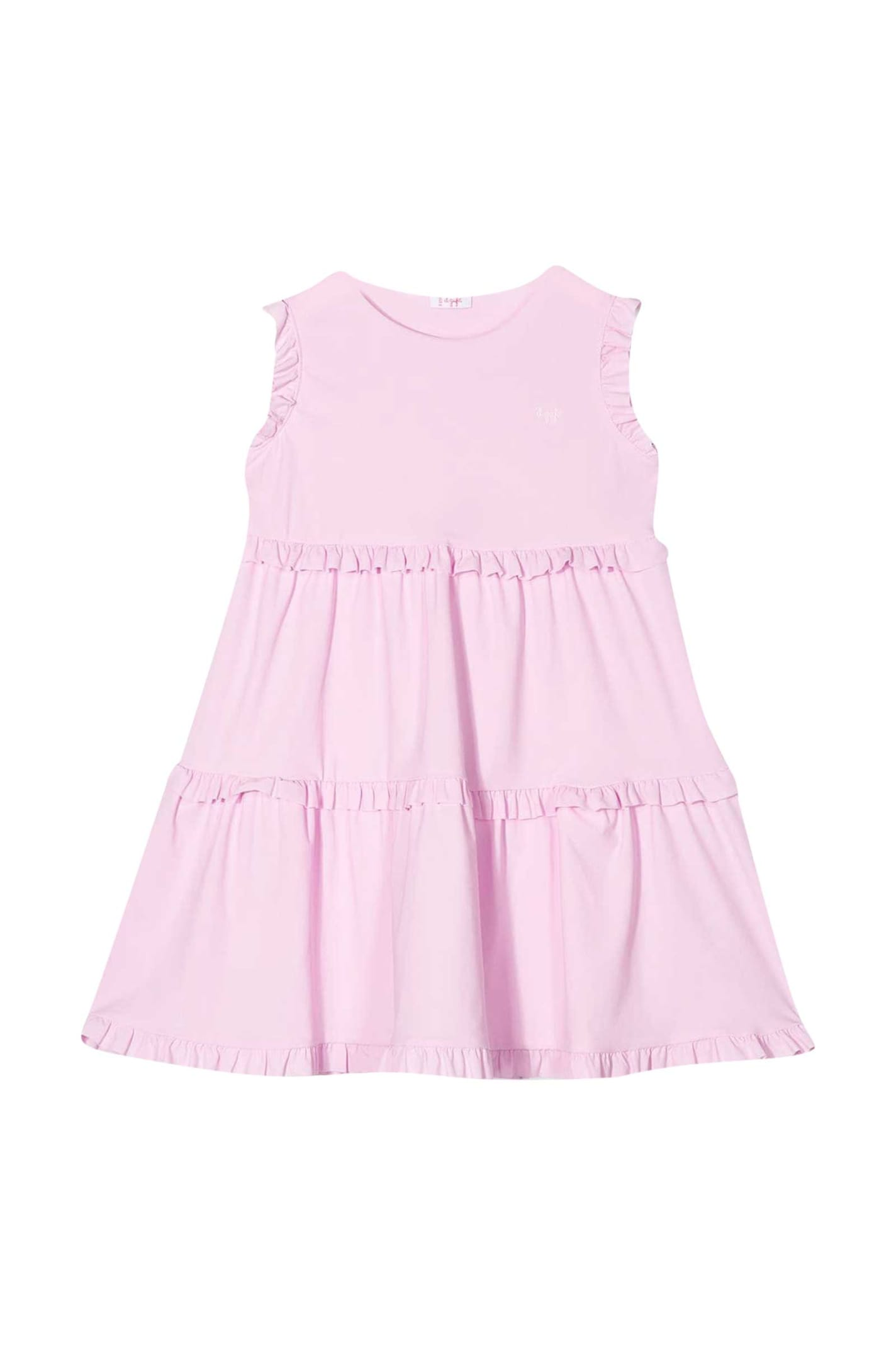Buy Il Gufo Kids Flared Dress online, shop Il Gufo with free shipping