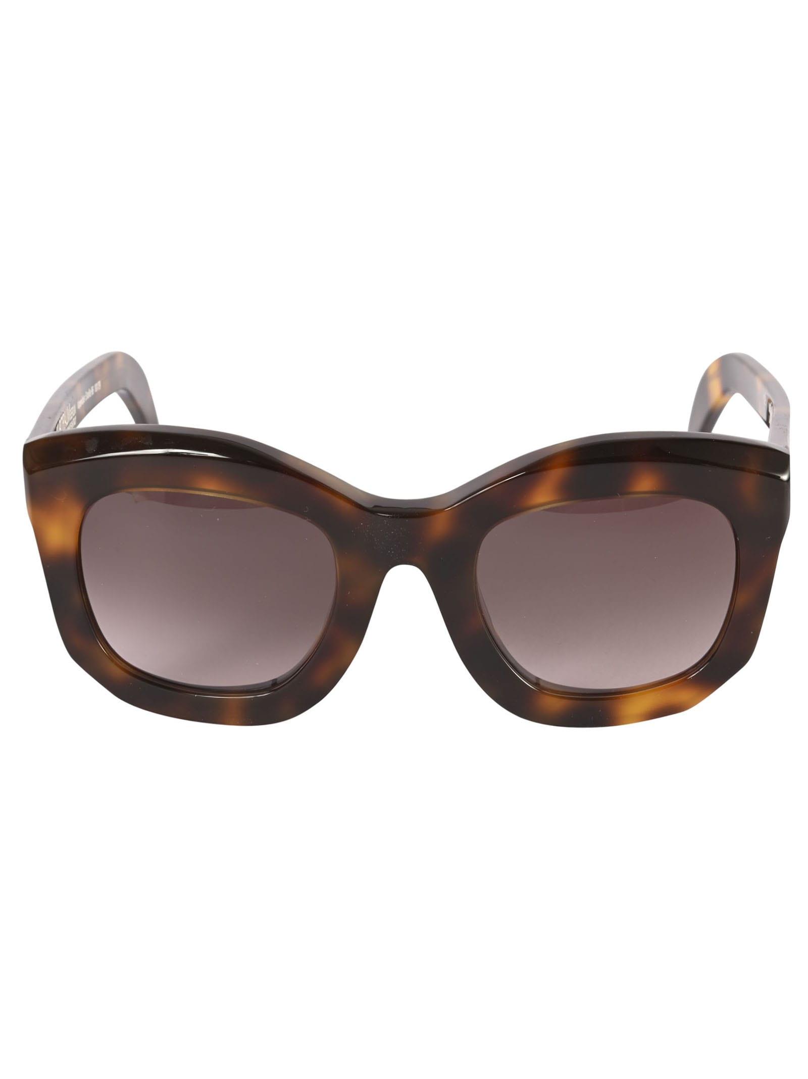 Classic Cat-Eye Frame Sunglasses