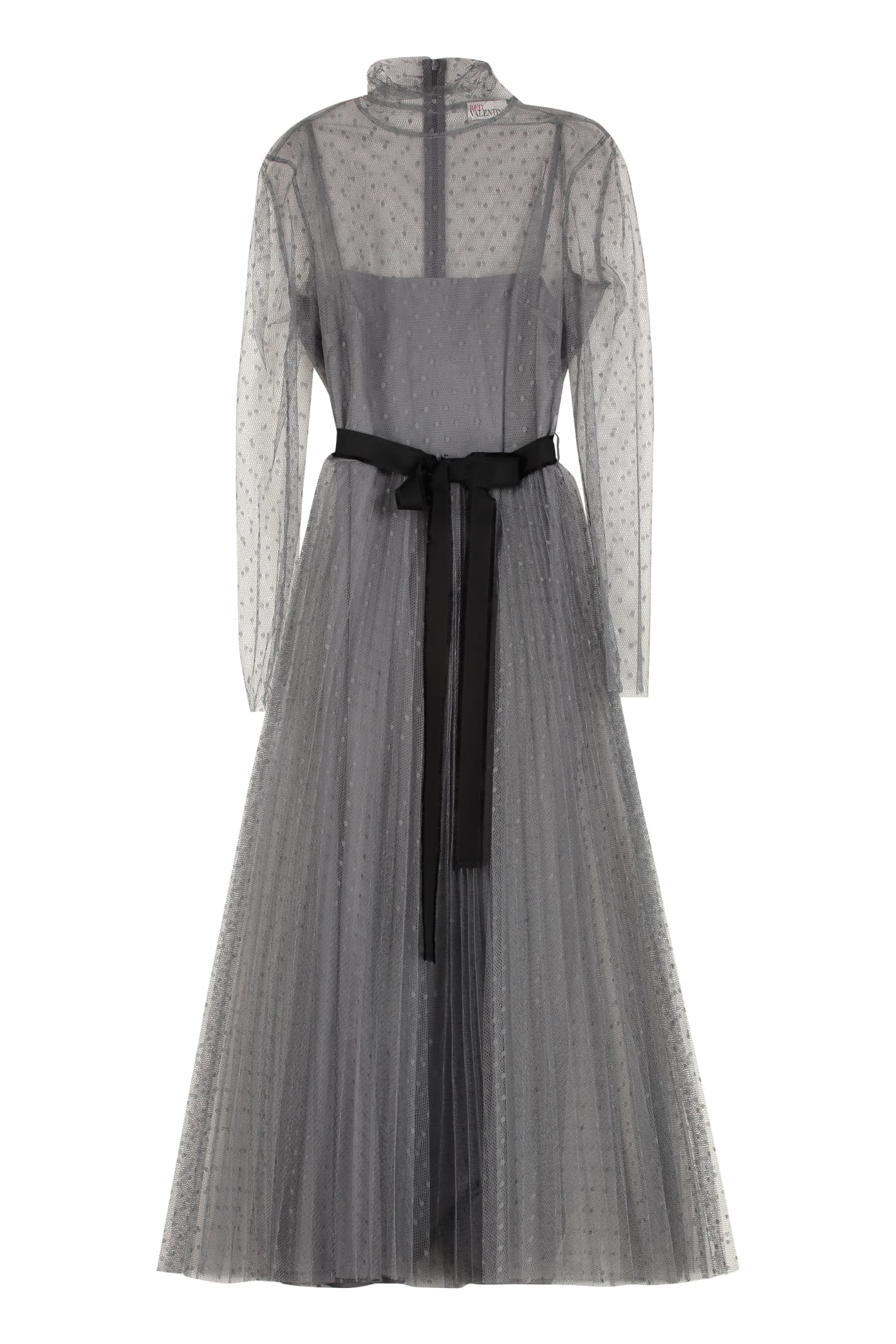 Buy RED Valentino Tulle Dress online, shop RED Valentino with free shipping
