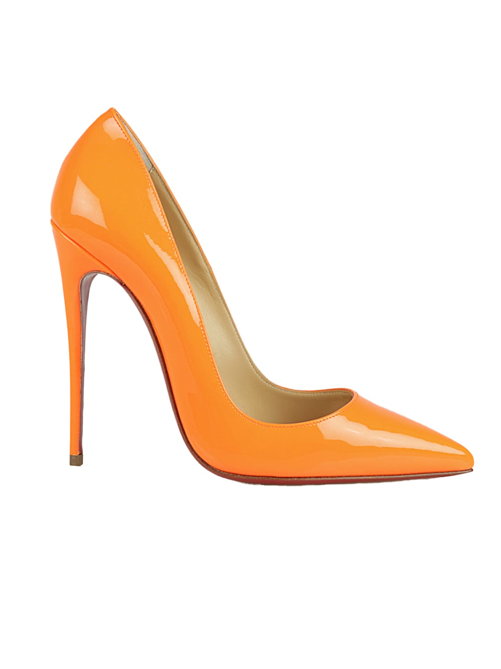 Christian Louboutin SO KATE 120 PATENT FLUO