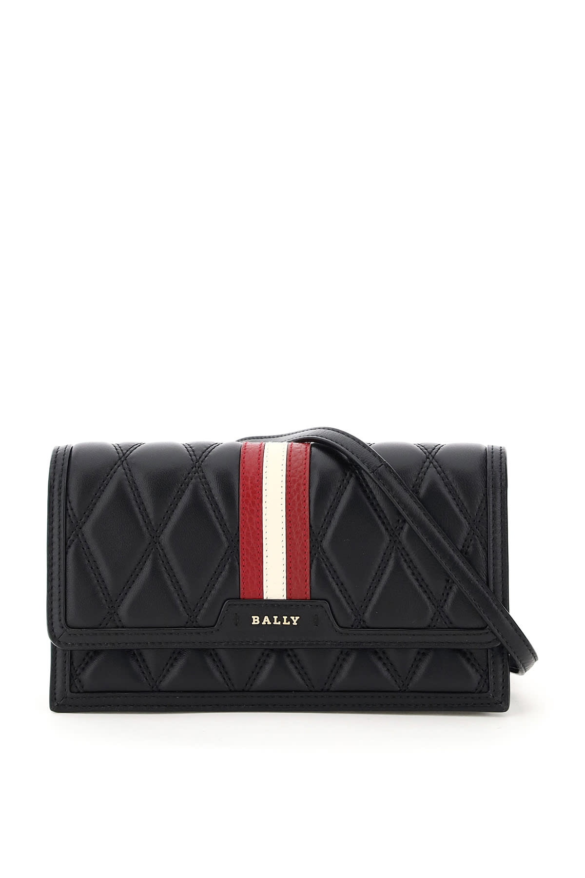 Bally DAFFORD STRIPE QUILTED MINI BAG