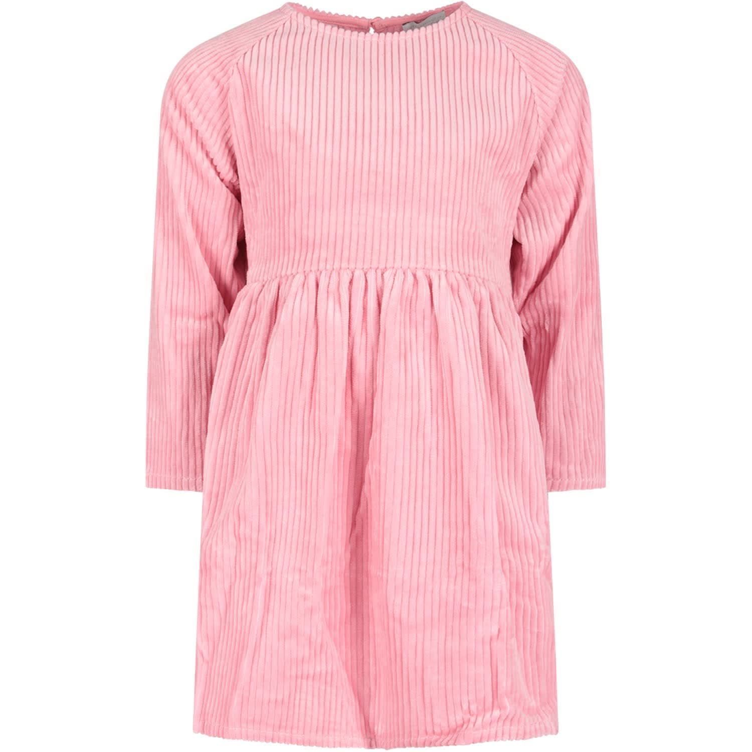 Stella McCartney Kids Pink Girl Dress