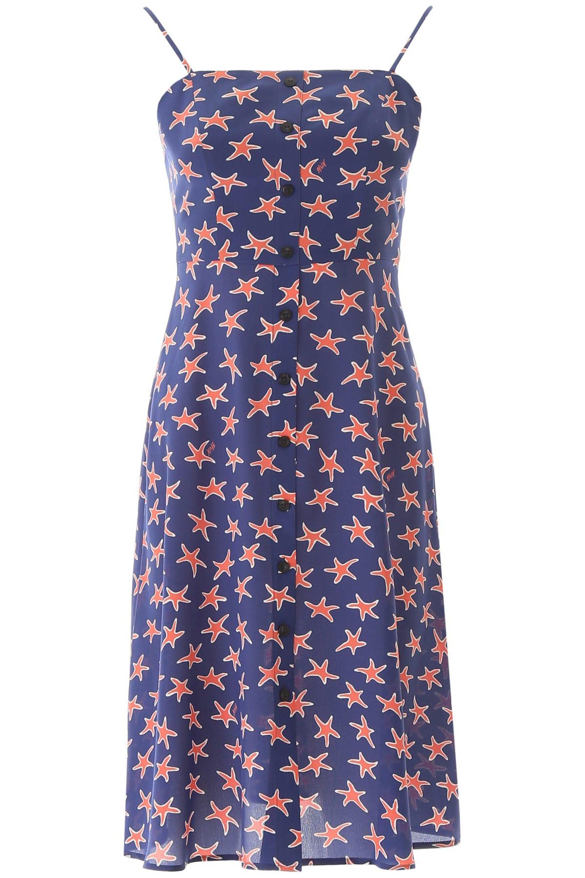 HVN Atlanta Starfish Dress