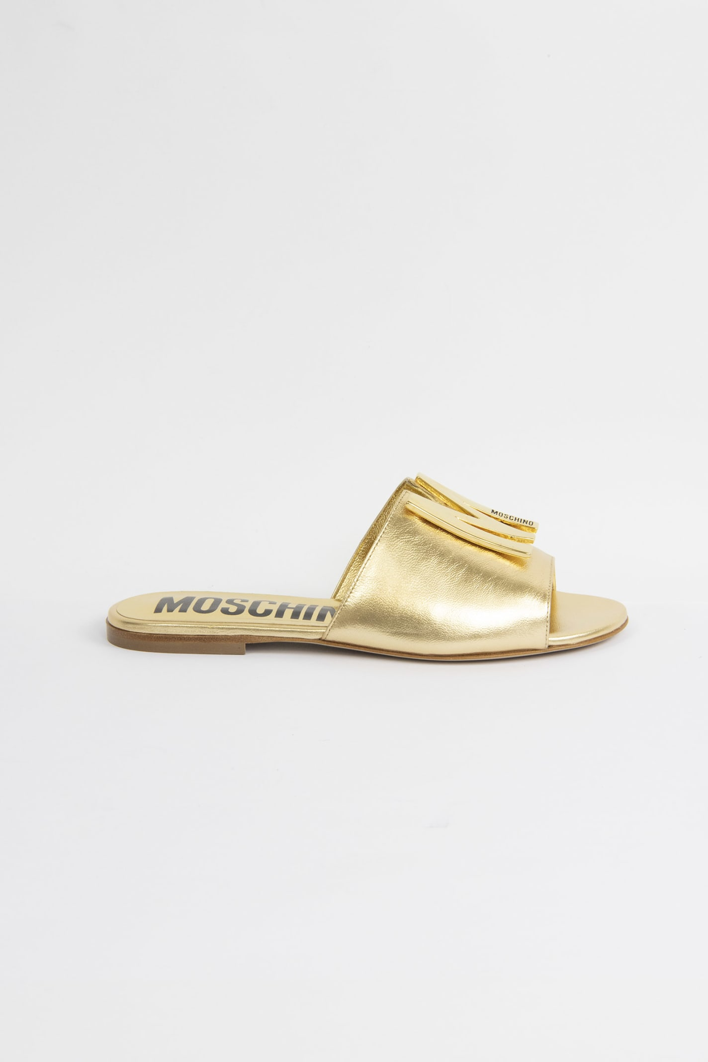 Moschino Sandals FLAT SHOES