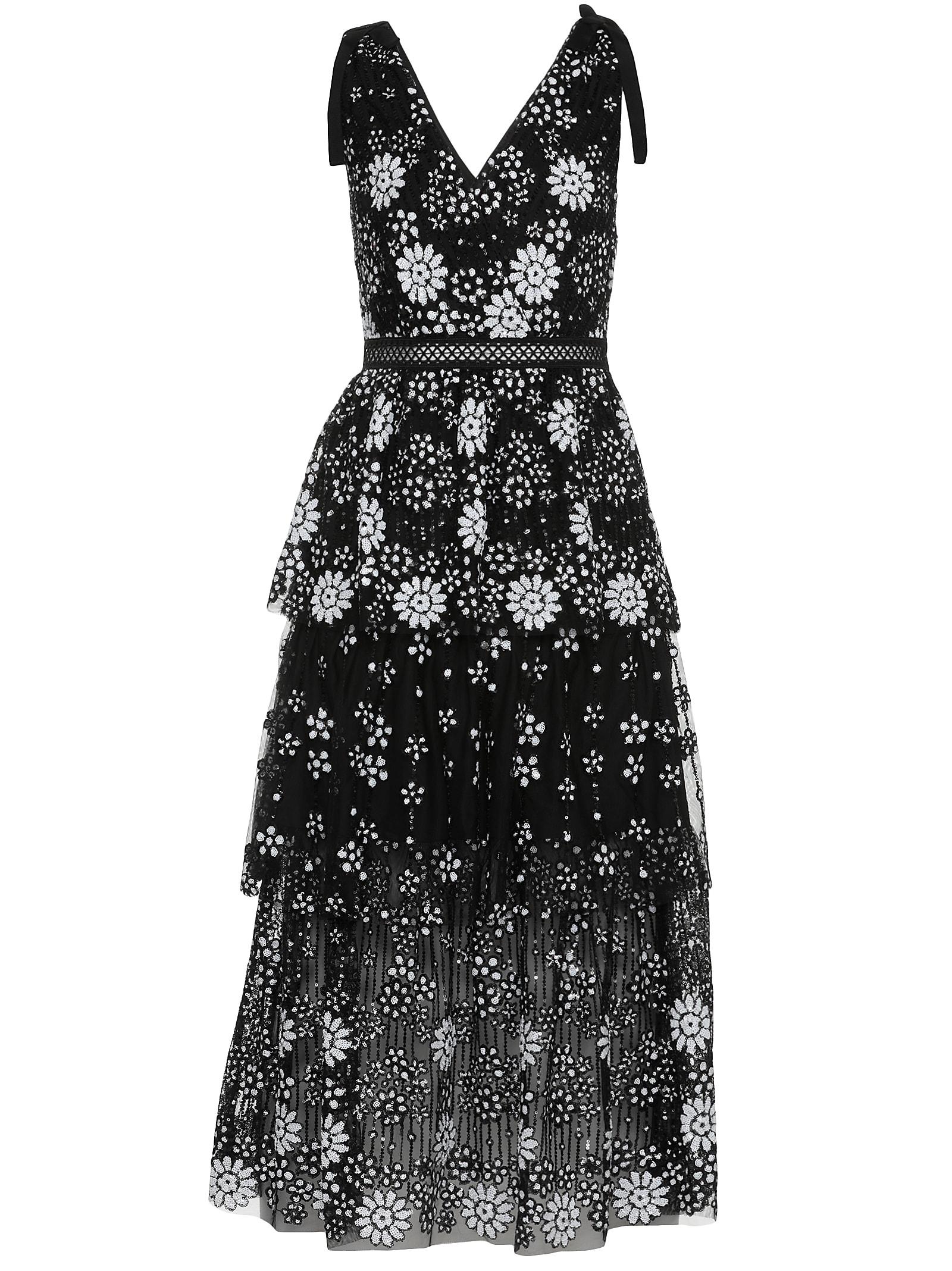 Buy self-portrait Sequins Dress online, shop self-portrait with free shipping