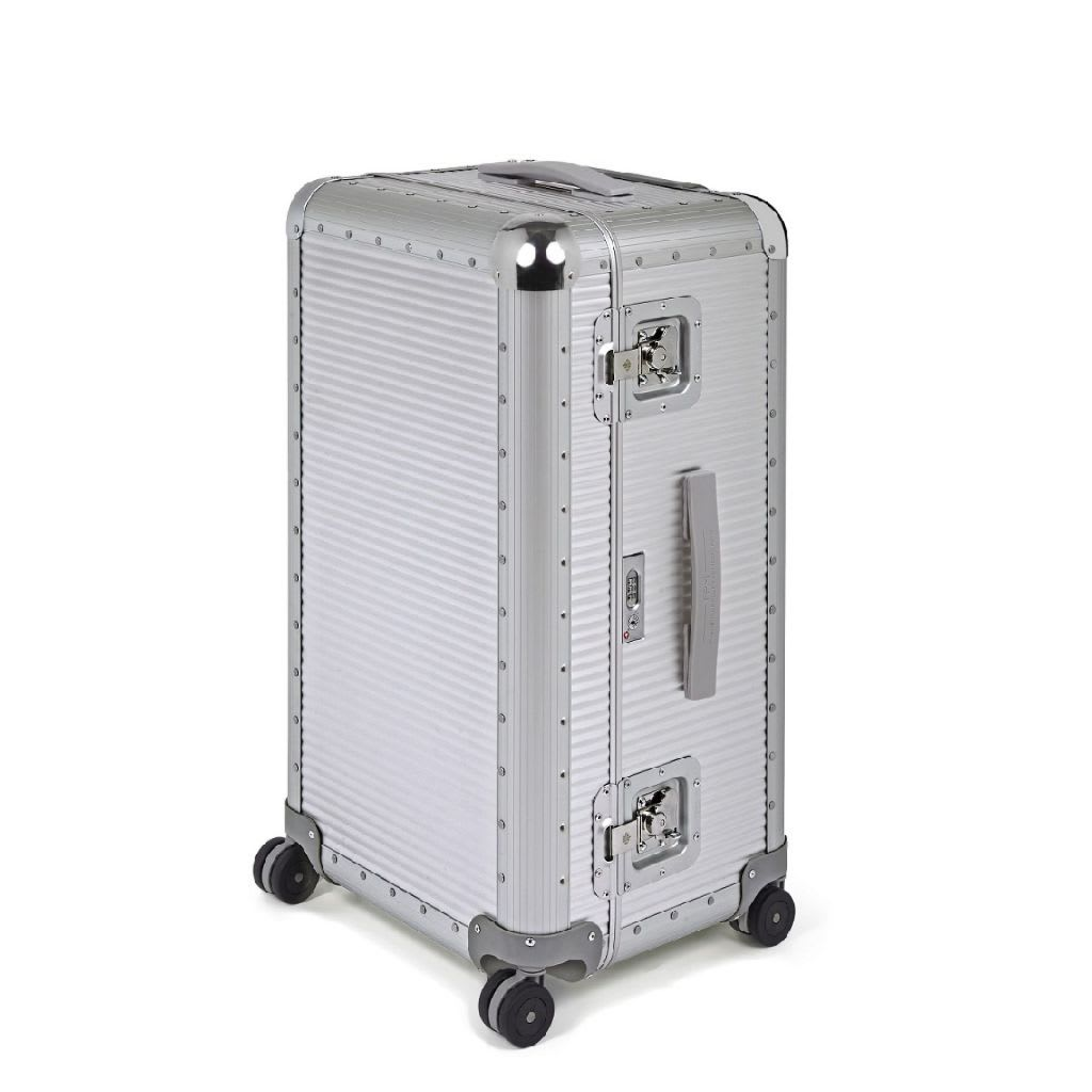 Aluminum Bank S-trunk On Wheels