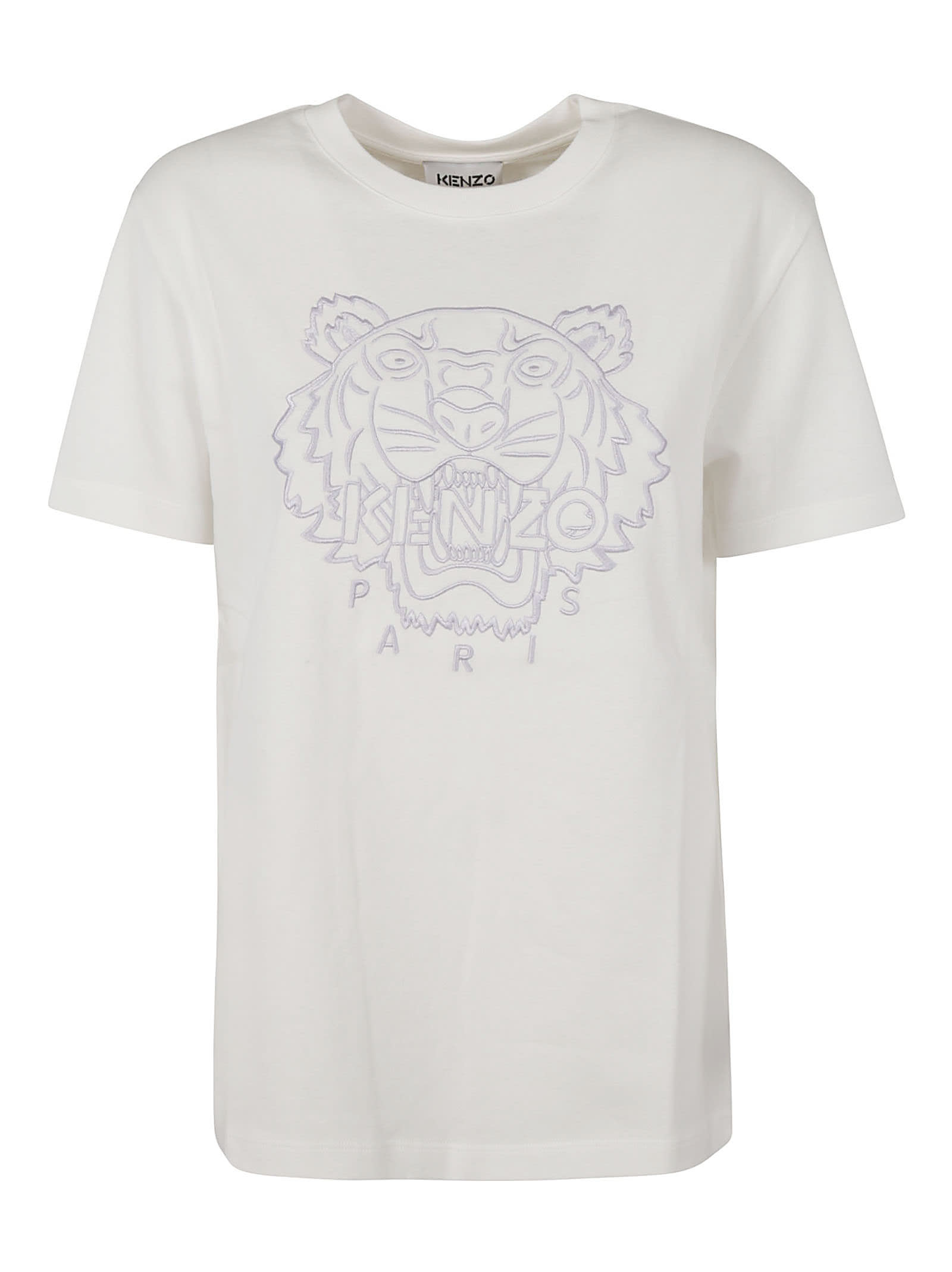 Kenzo EMBROIDERED LOOSE T-SHIRT