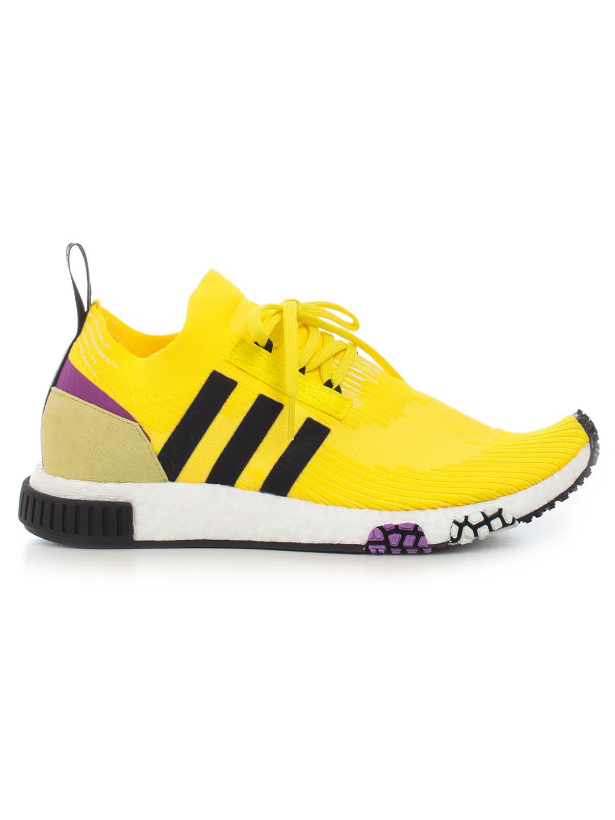a1446fd90 Adidas Originals Adidas Originals Nmd Racer Pk Sneakers - Yellow ...